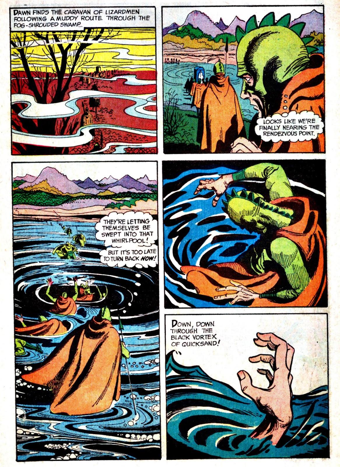 Flash Gordon (1966) issue 3 - Page 10