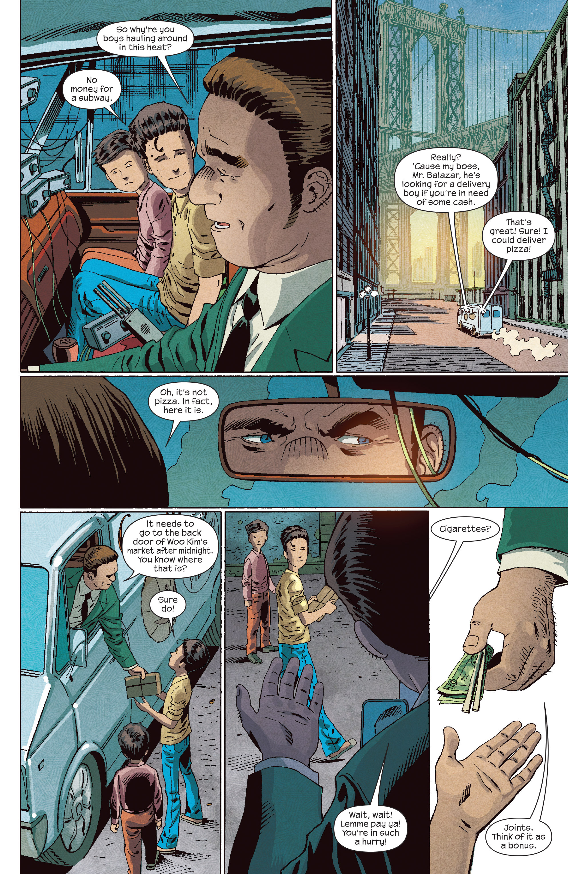 Read online Dark Tower: The Drawing of the Three - The Prisoner comic -  Issue #2 - 16