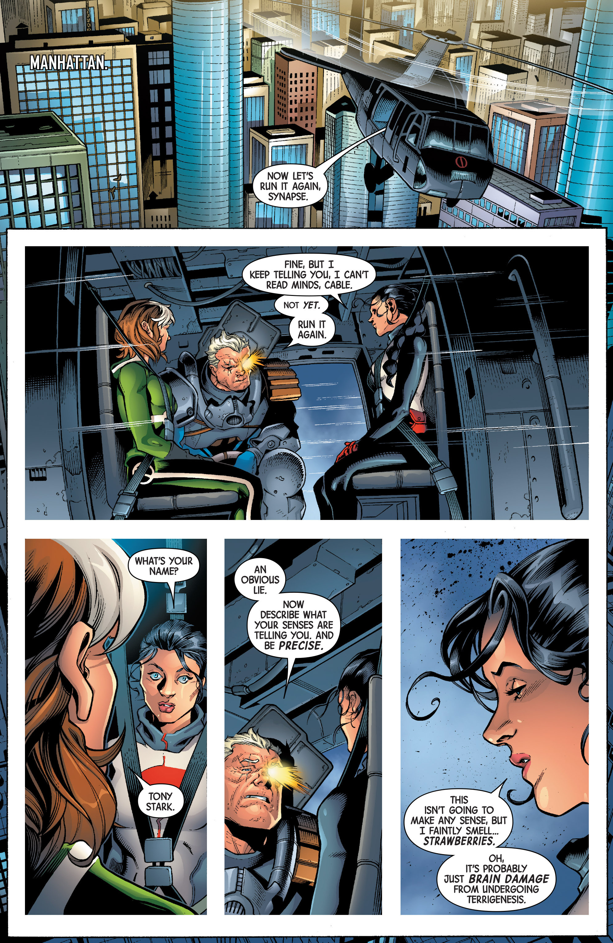 Read online Uncanny Avengers [II] comic -  Issue #7 - 6