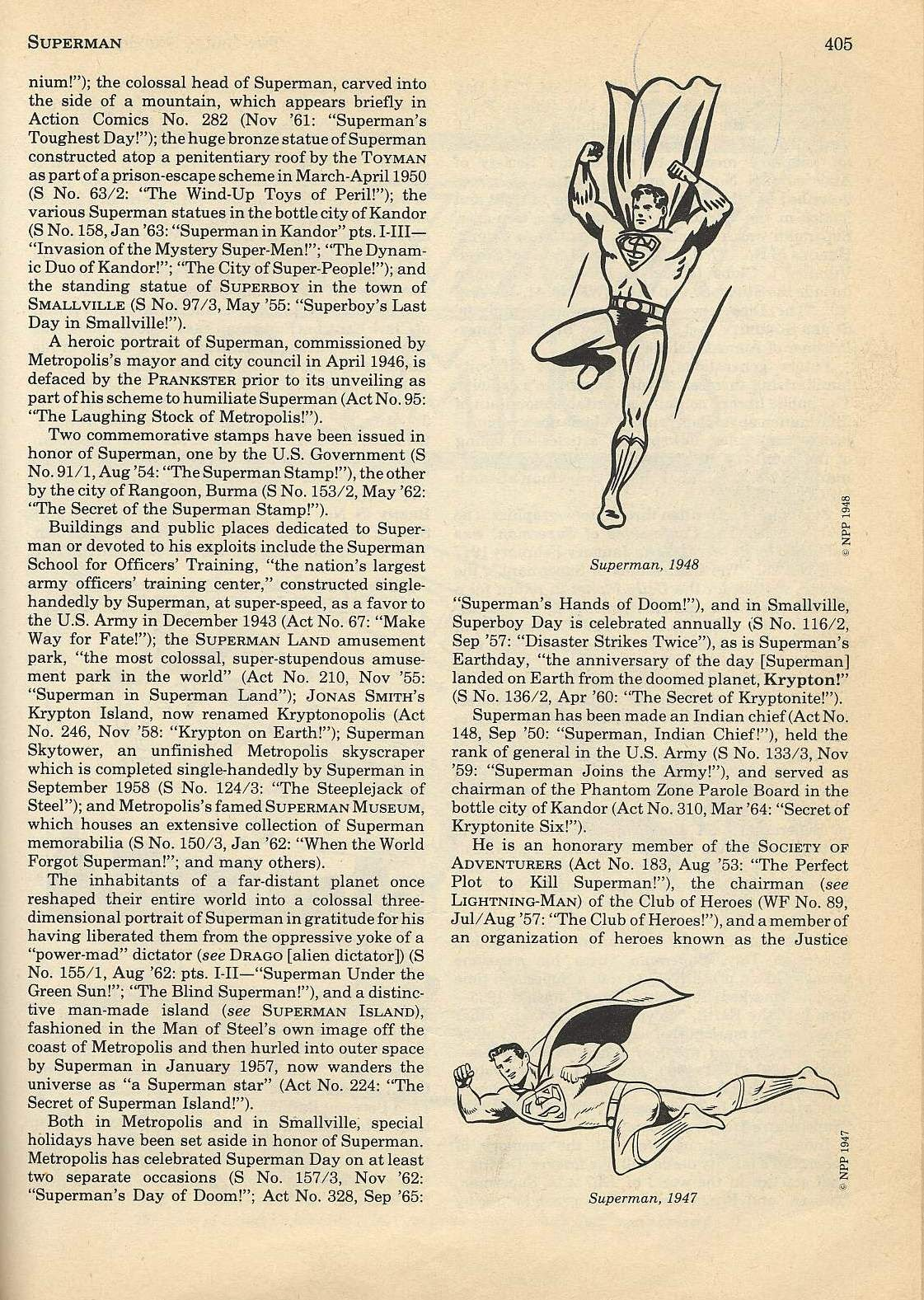 The Great Superman Book issue TPB (Part 5) - Page 6