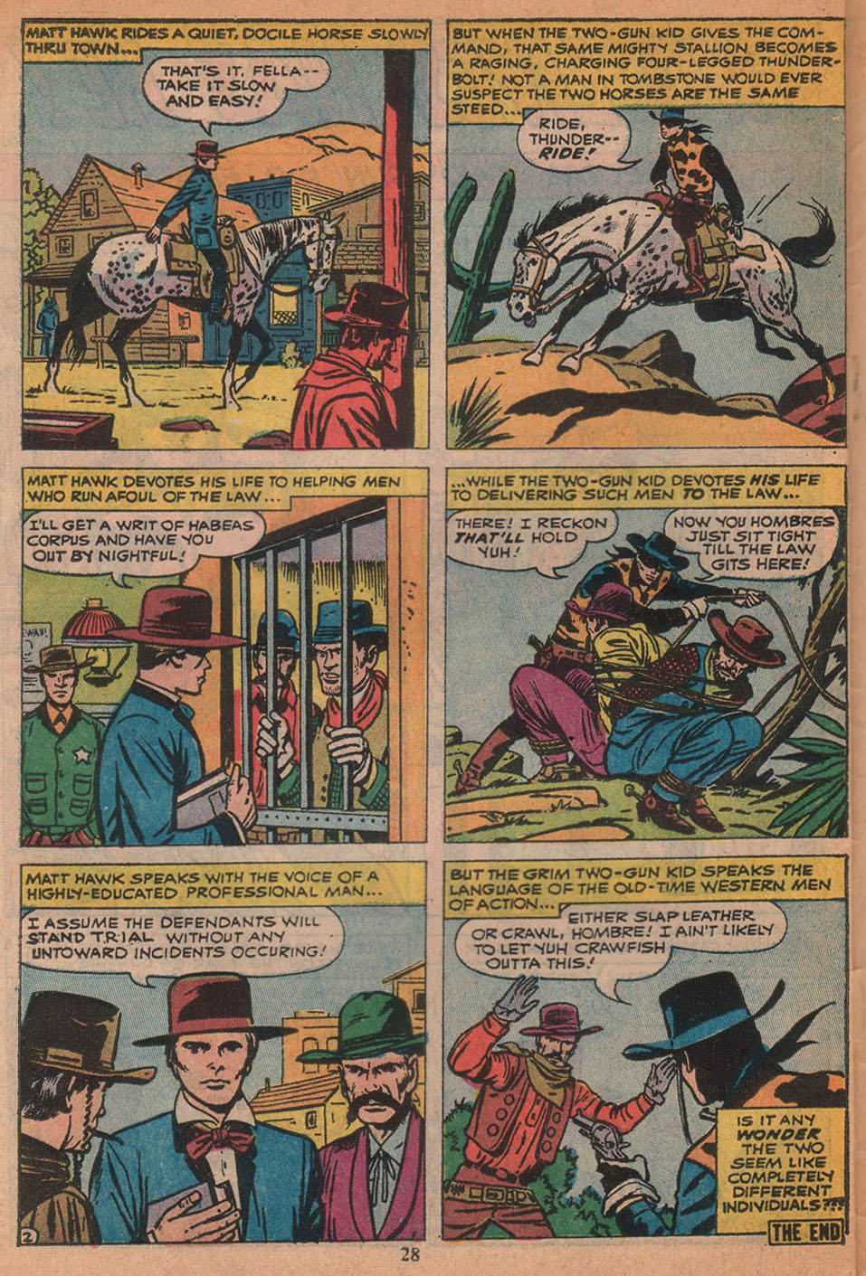 The Rawhide Kid (1955) issue 116 - Page 30