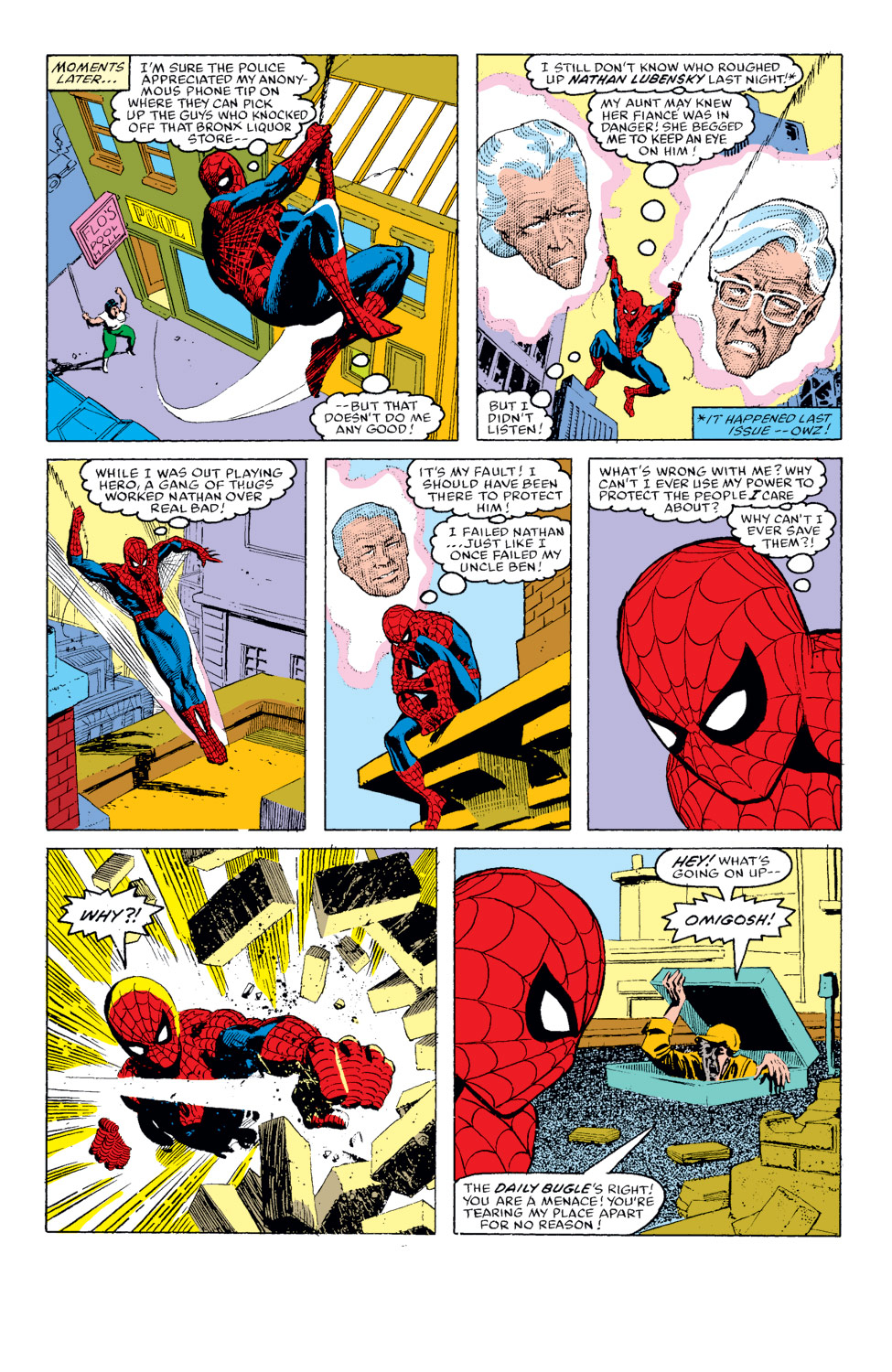 The Amazing Spider-Man (1963) 272 Page 4