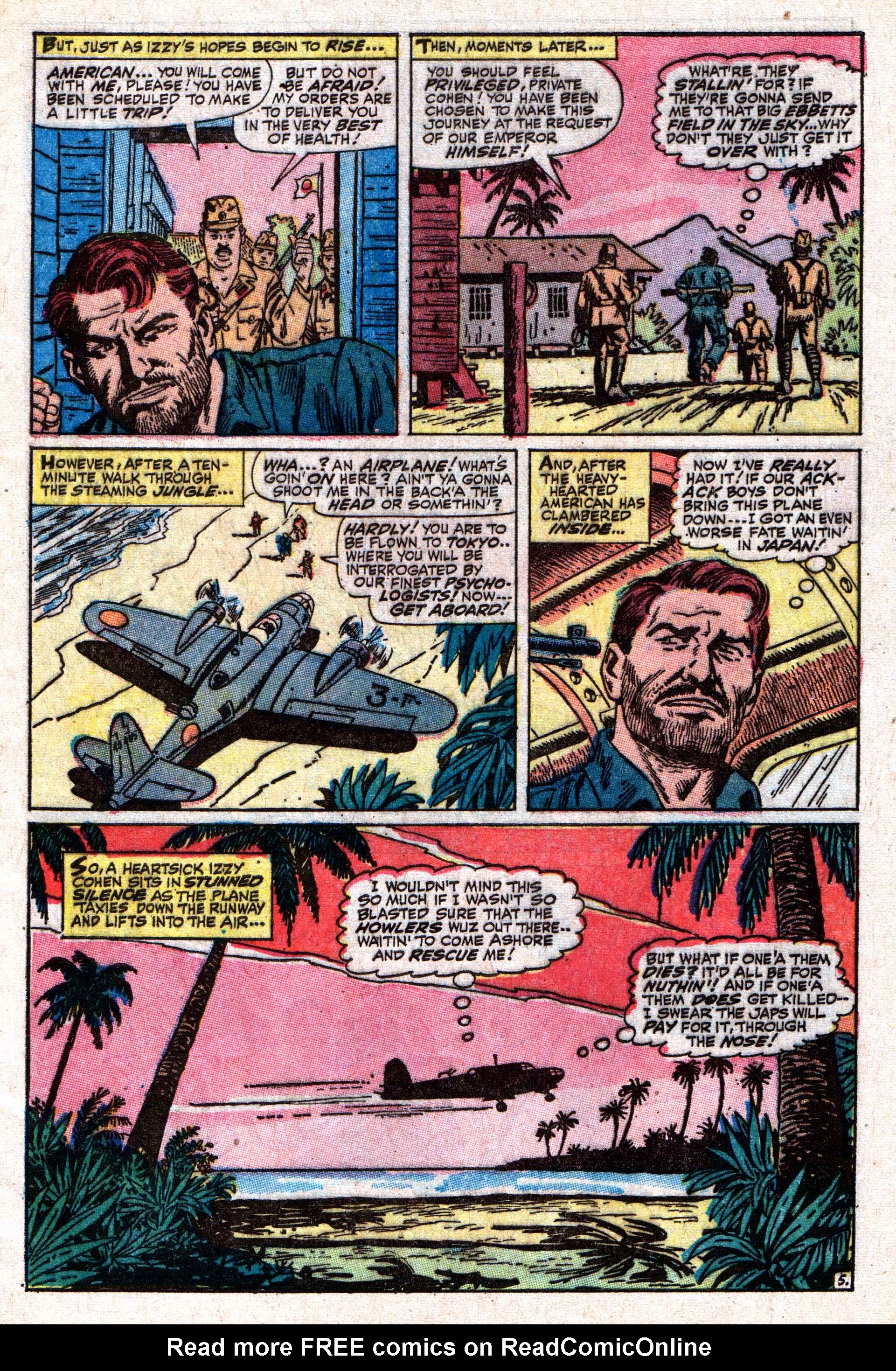 Read online Sgt. Fury comic -  Issue #50 - 9