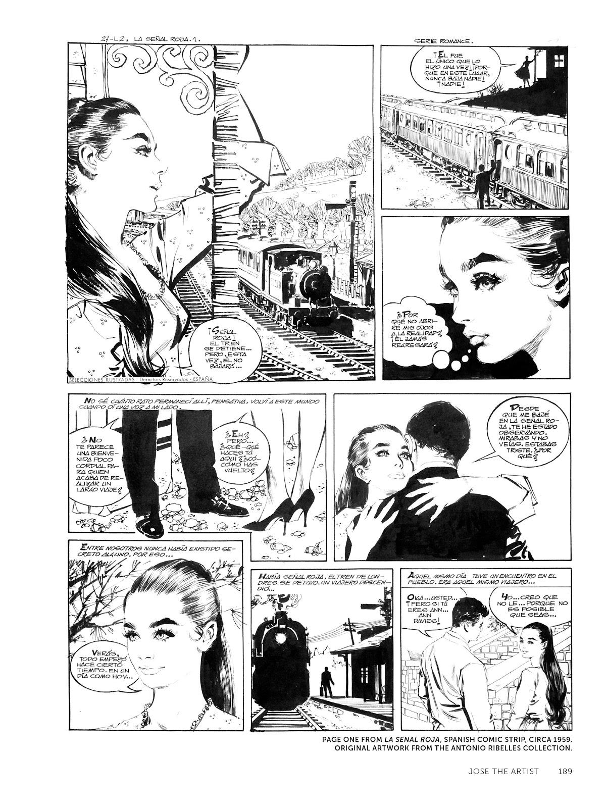 Read online The Art of Jose Gonzalez comic -  Issue # TPB (Part 2) - 91