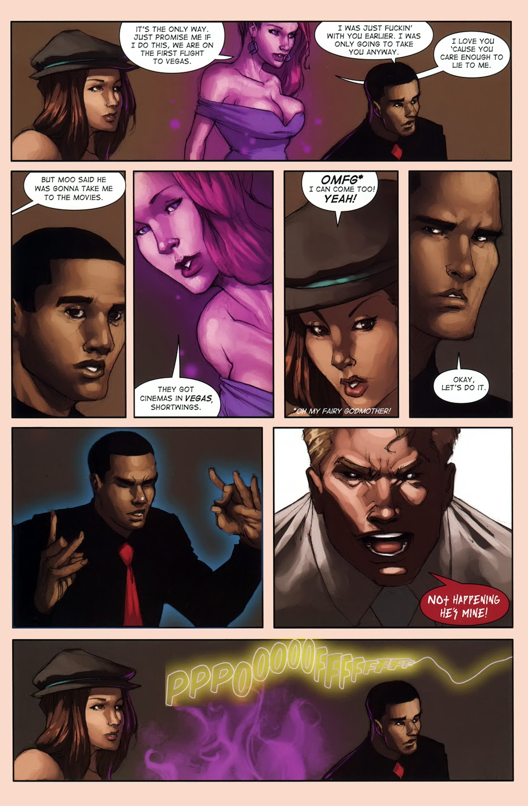 Read online Vescell comic -  Issue #1 - 30