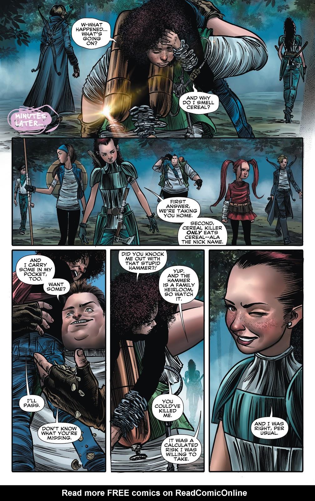 Read online Lollipop Kids comic -  Issue #4 - 5