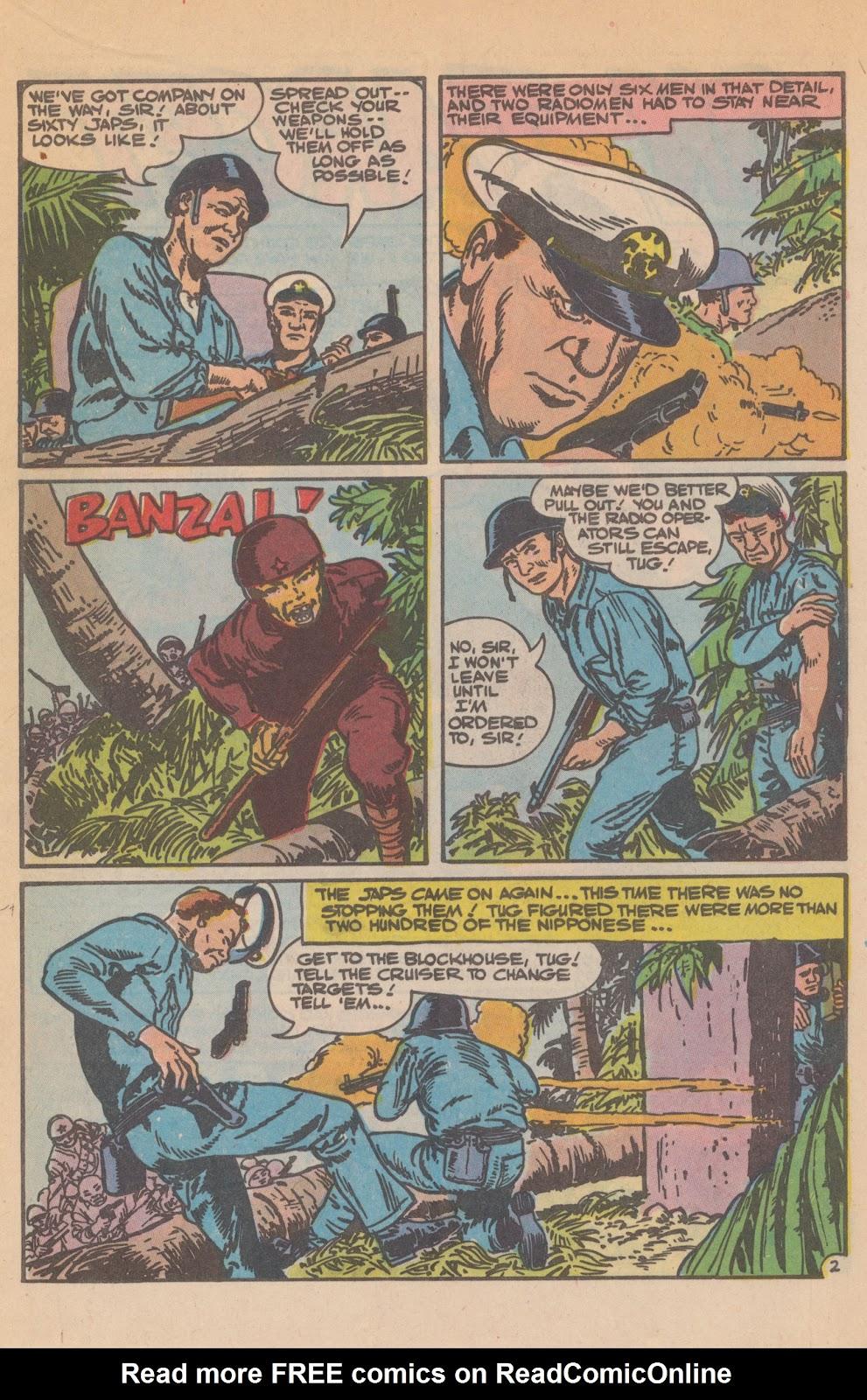 Read online Fightin' Navy comic -  Issue #133 - 10