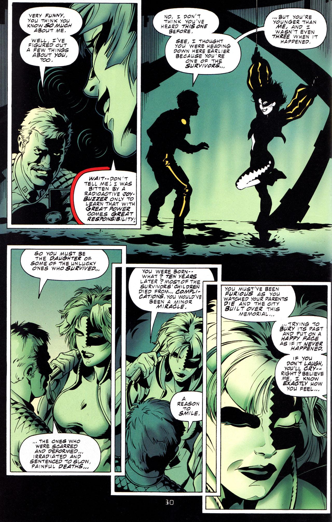 Read online Tangent Comics/ The Joker comic -  Issue # Full - 31