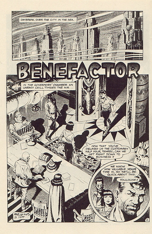 Read online Xenozoic Tales comic -  Issue #3 - 5