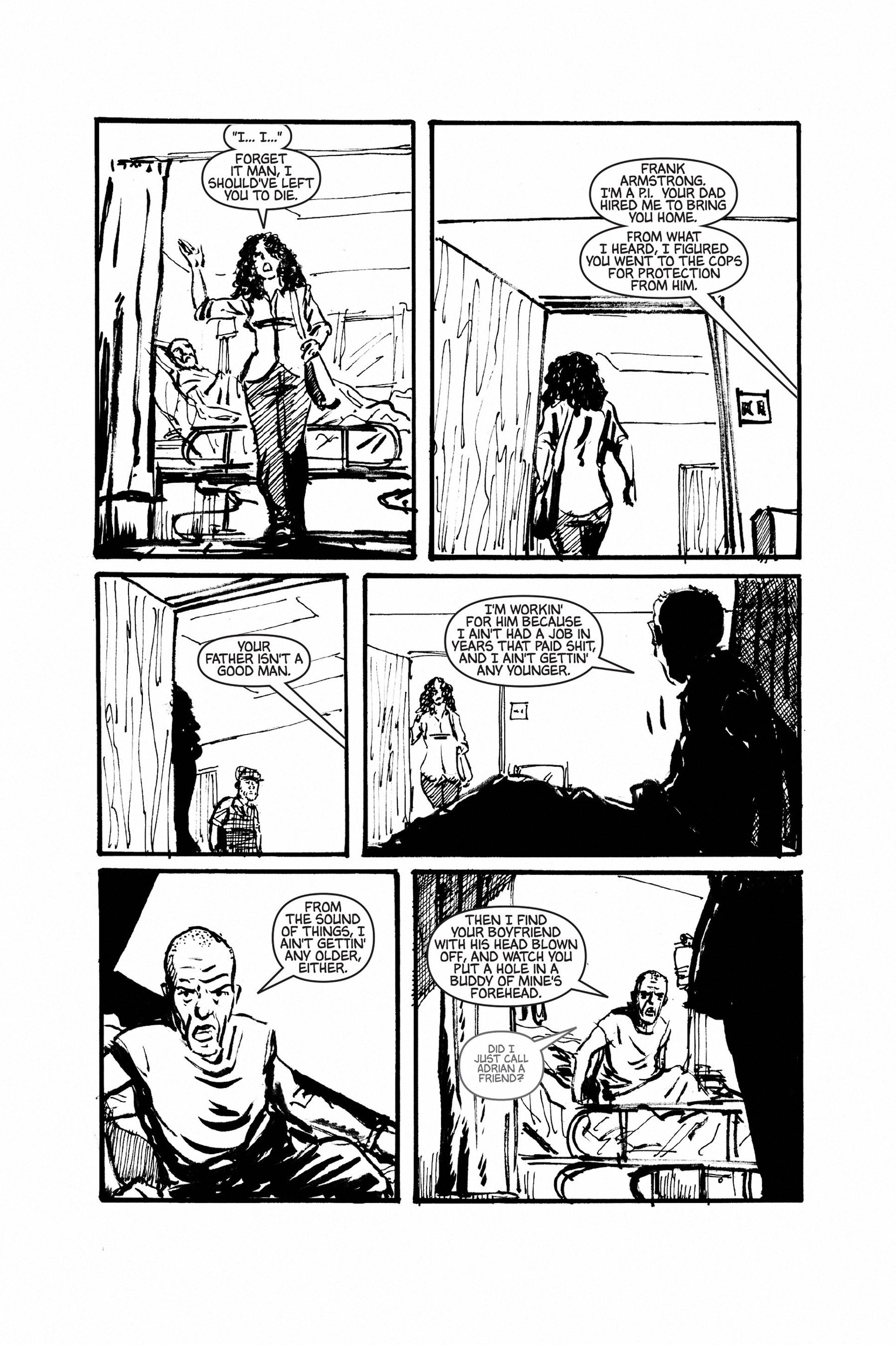 Read online Tumor comic -  Issue # TPB - 65