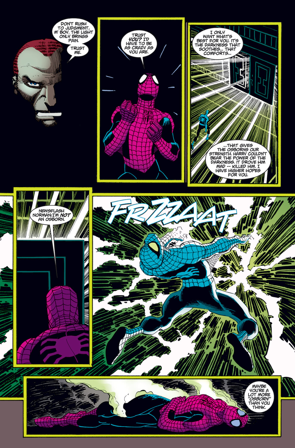 The Amazing Spider-Man (1999) 25 Page 36