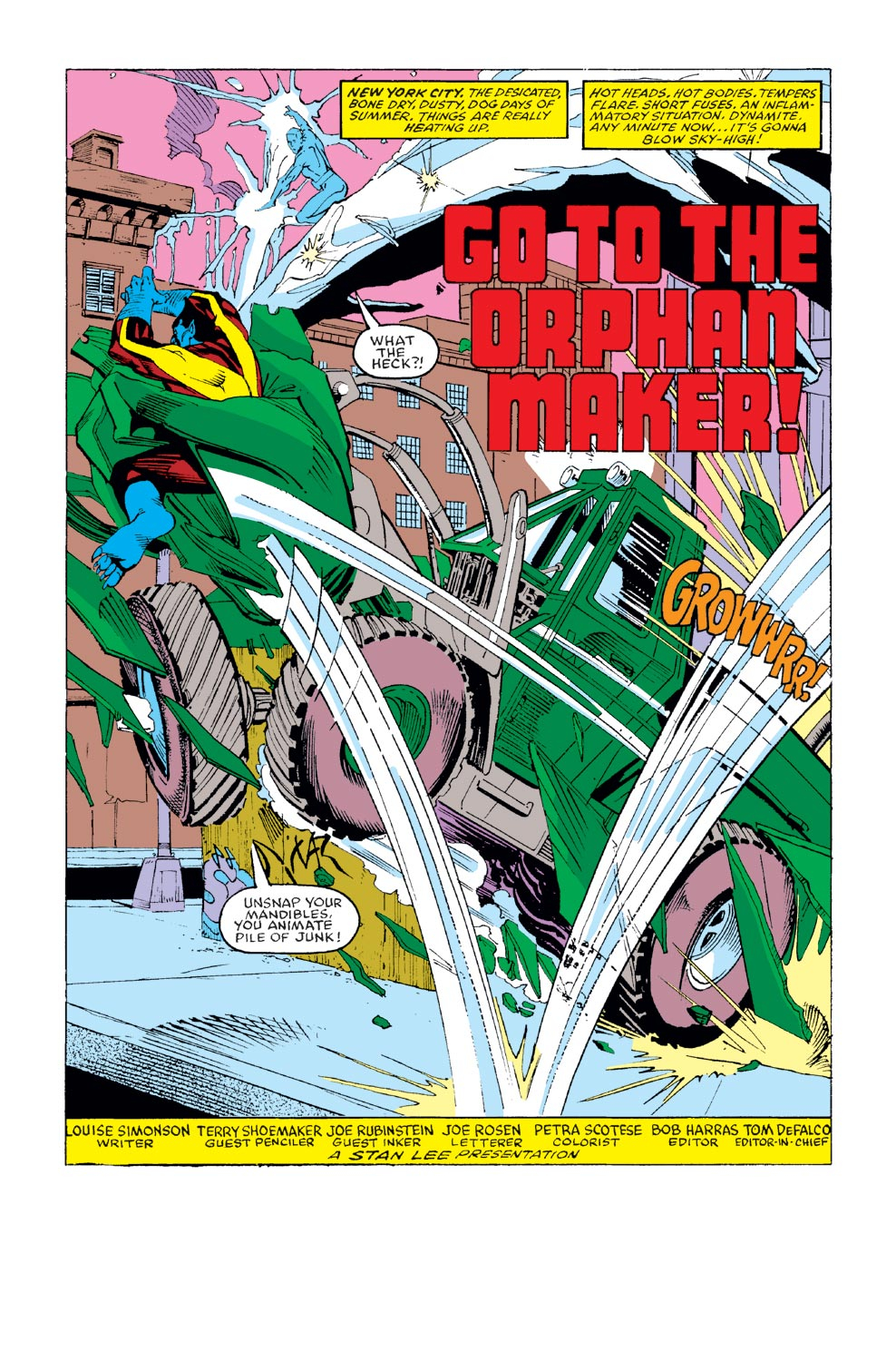Read online X-Factor (1986) comic -  Issue #35 - 2