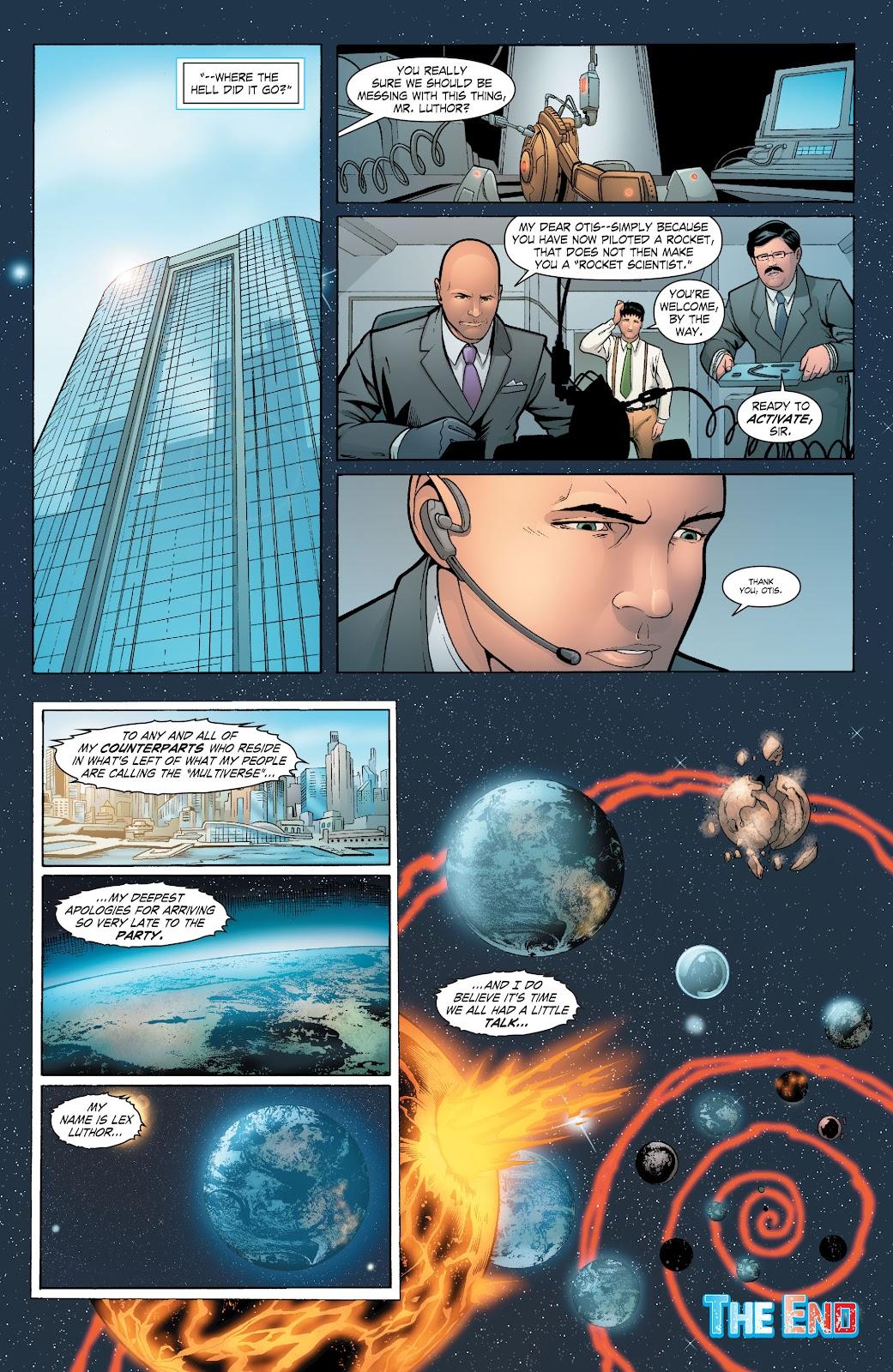 Read online Smallville Season 11 [II] comic -  Issue # TPB 6 - 174