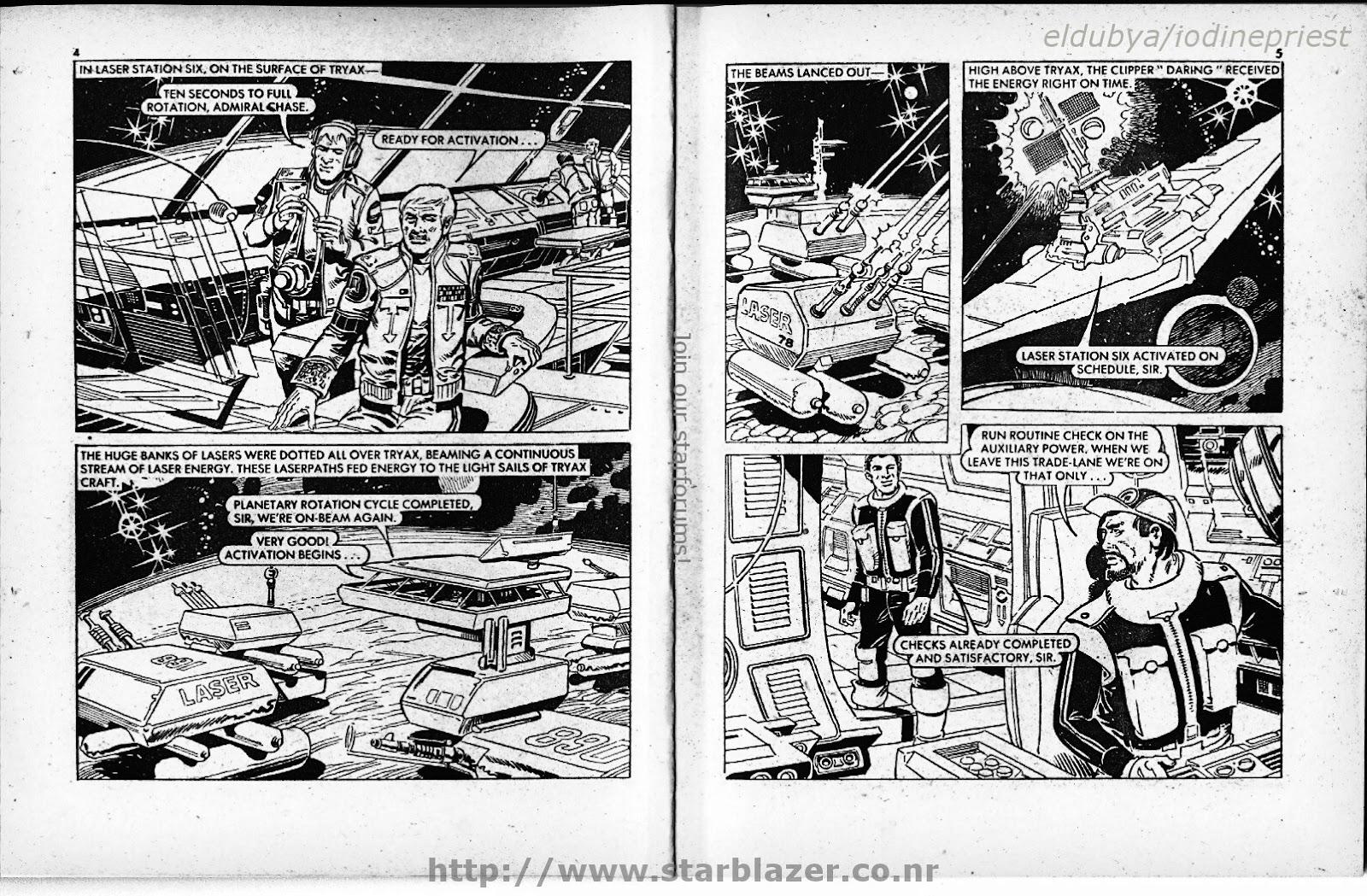 Starblazer issue 73 - Page 4