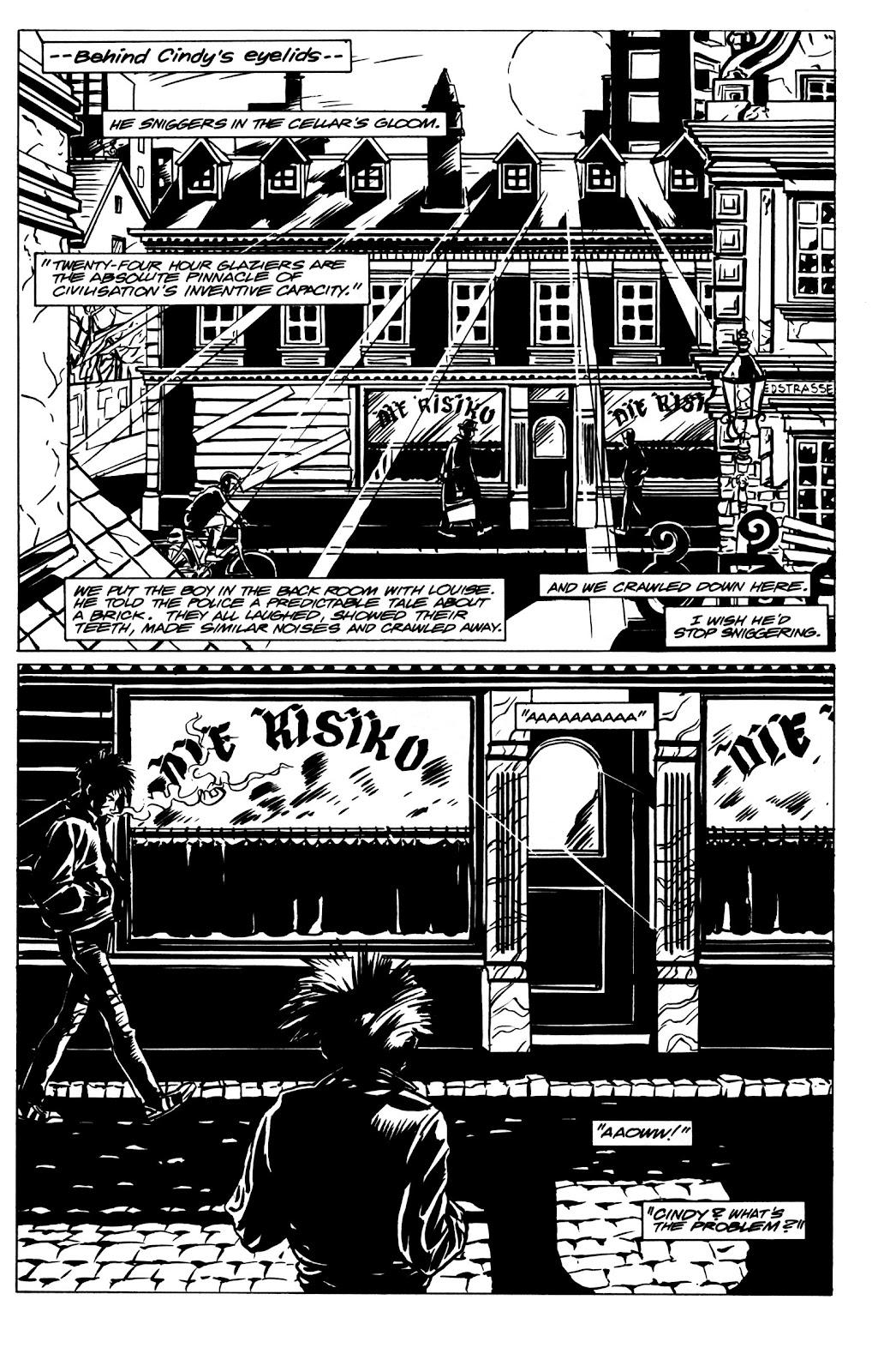 Read online Sugarvirus comic -  Issue # Full - 29