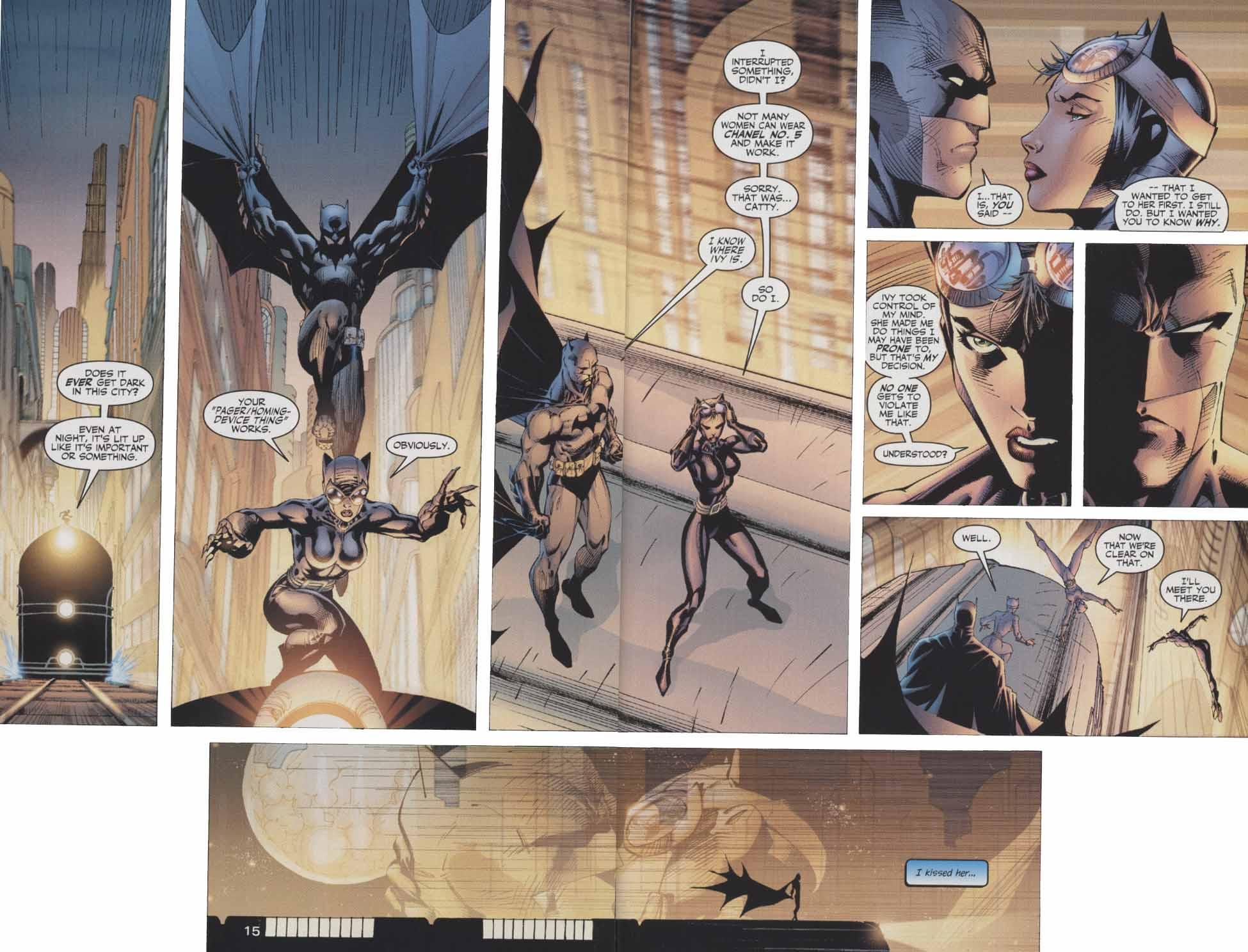 Read online Batman: Hush comic -  Issue #4 - 15