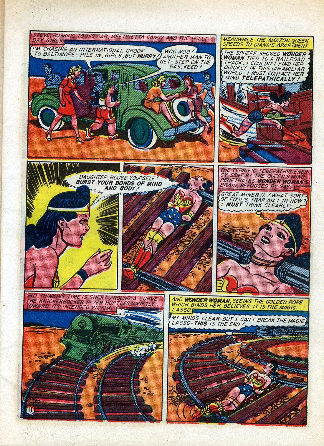 Read online Sensation (Mystery) Comics comic -  Issue #26 - 13