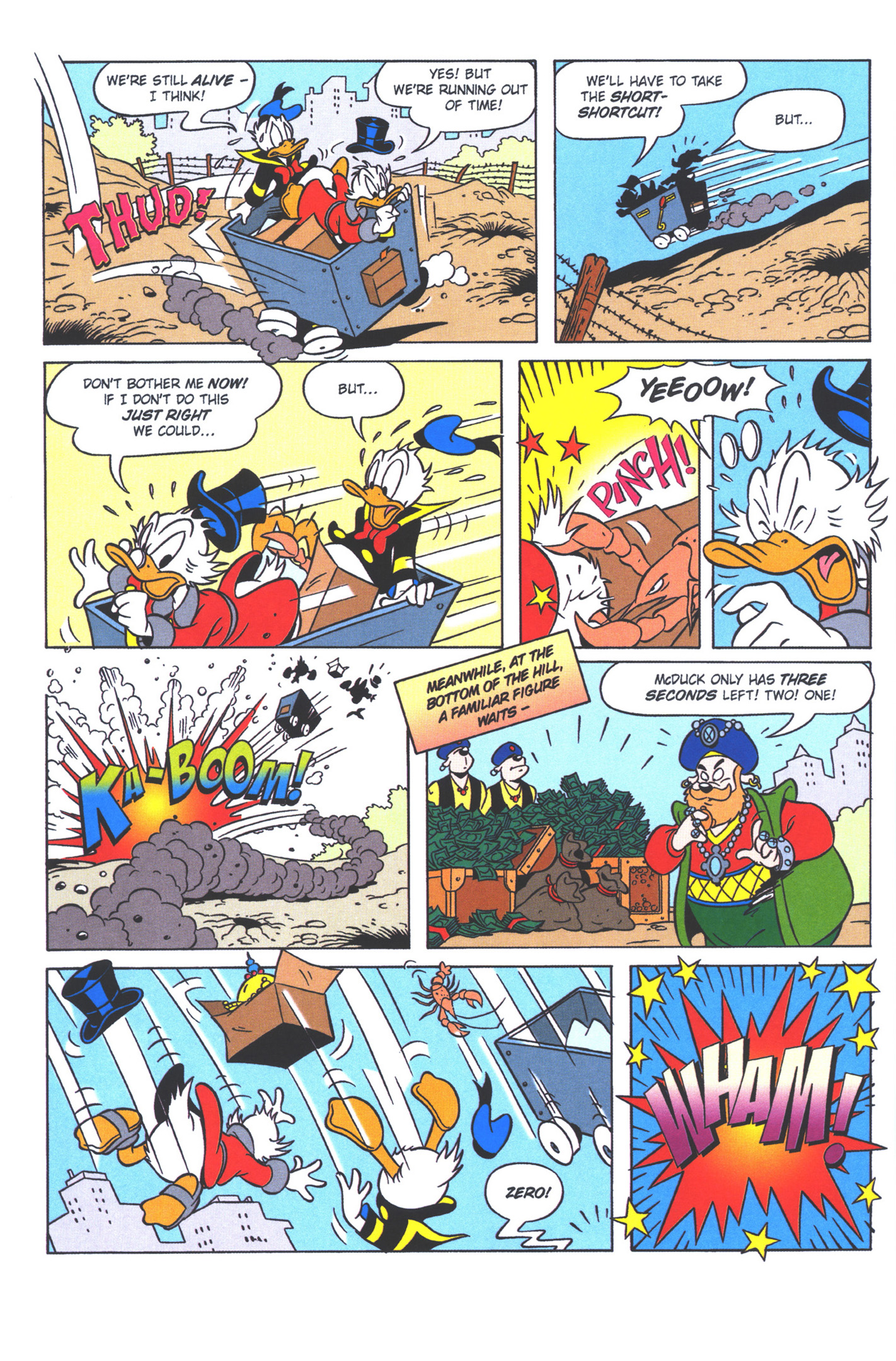 Read online Uncle Scrooge (1953) comic -  Issue #379 - 64
