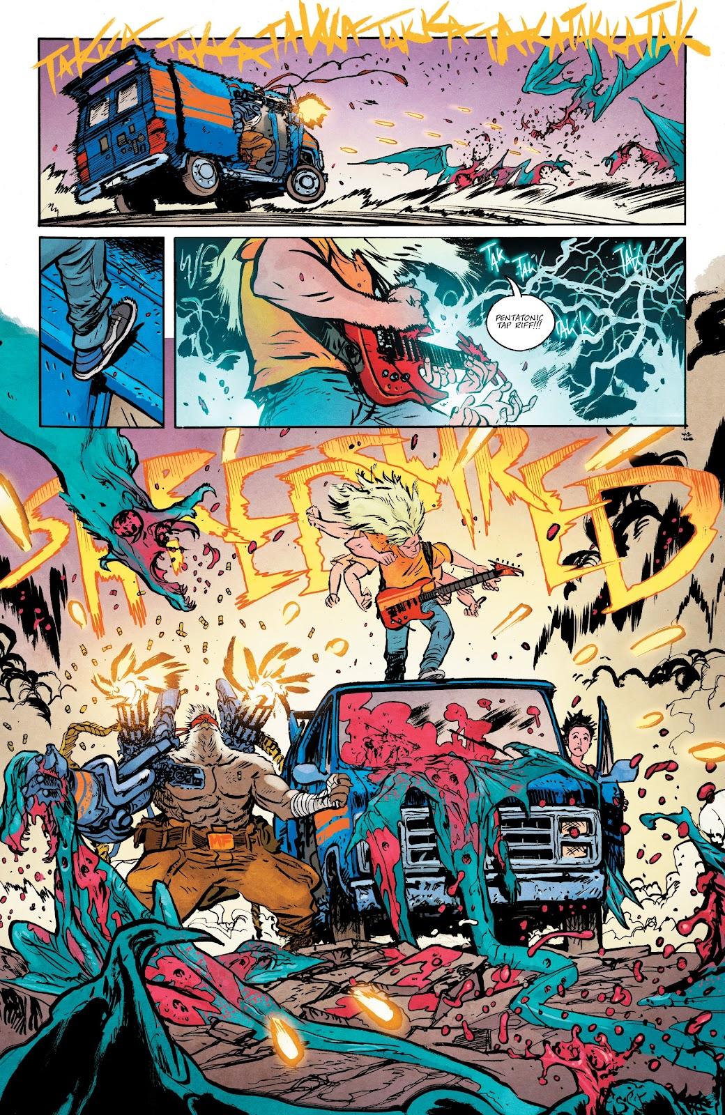 Read online Murder Falcon comic -  Issue #5 - 18