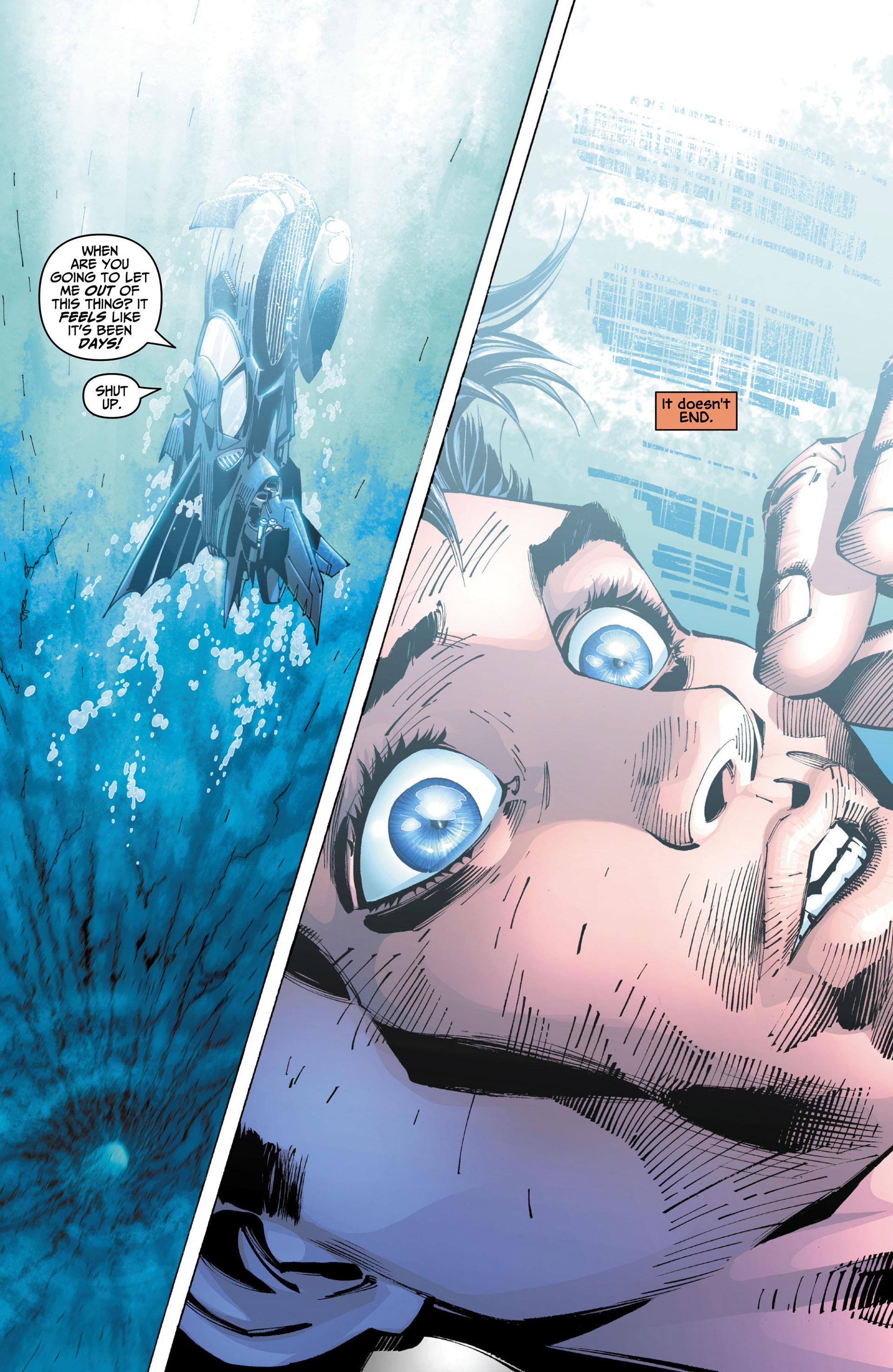 Read online All Star Batman & Robin, The Boy Wonder comic -  Issue #4 - 7