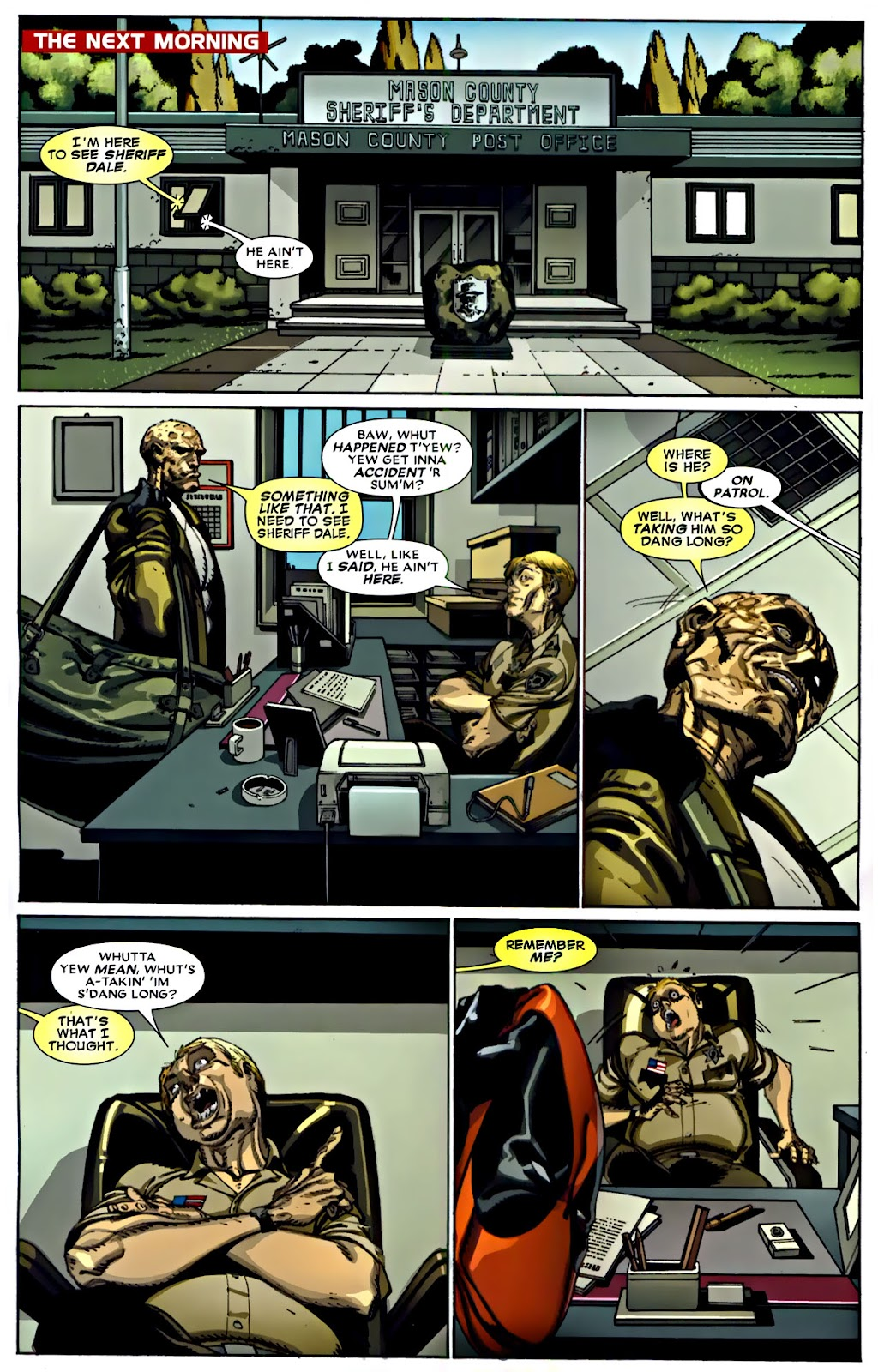 Read online Deadpool (2008) comic -  Issue #22 - 13