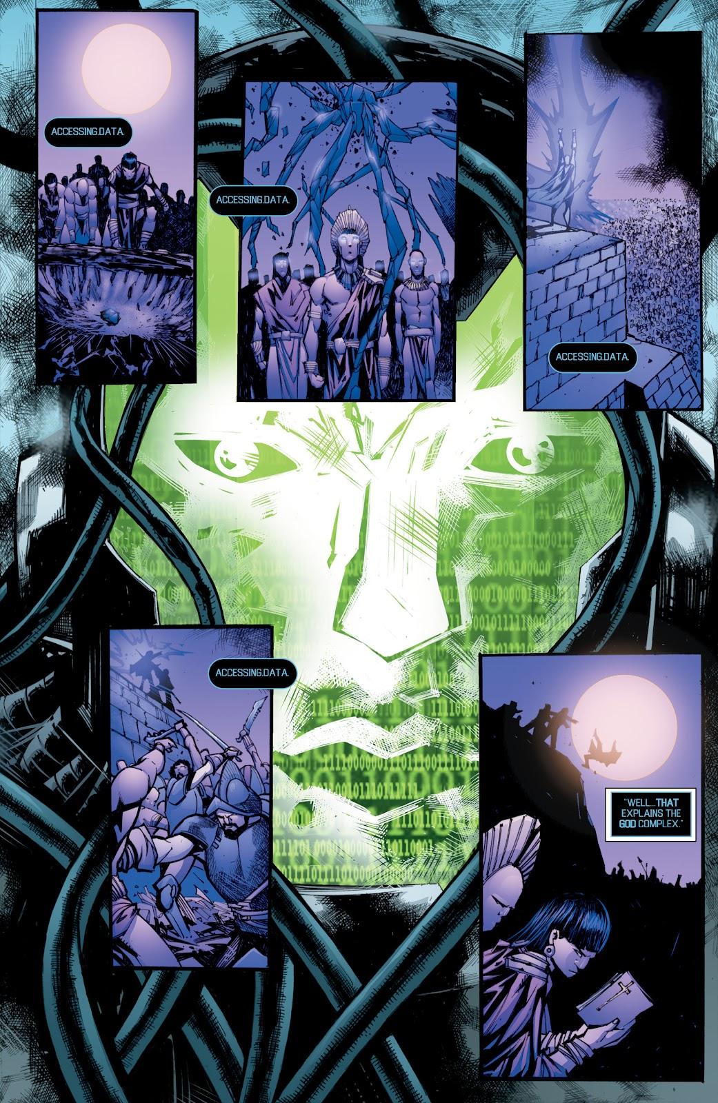 Read online Smallville Season 11 [II] comic -  Issue # TPB 8 - 149