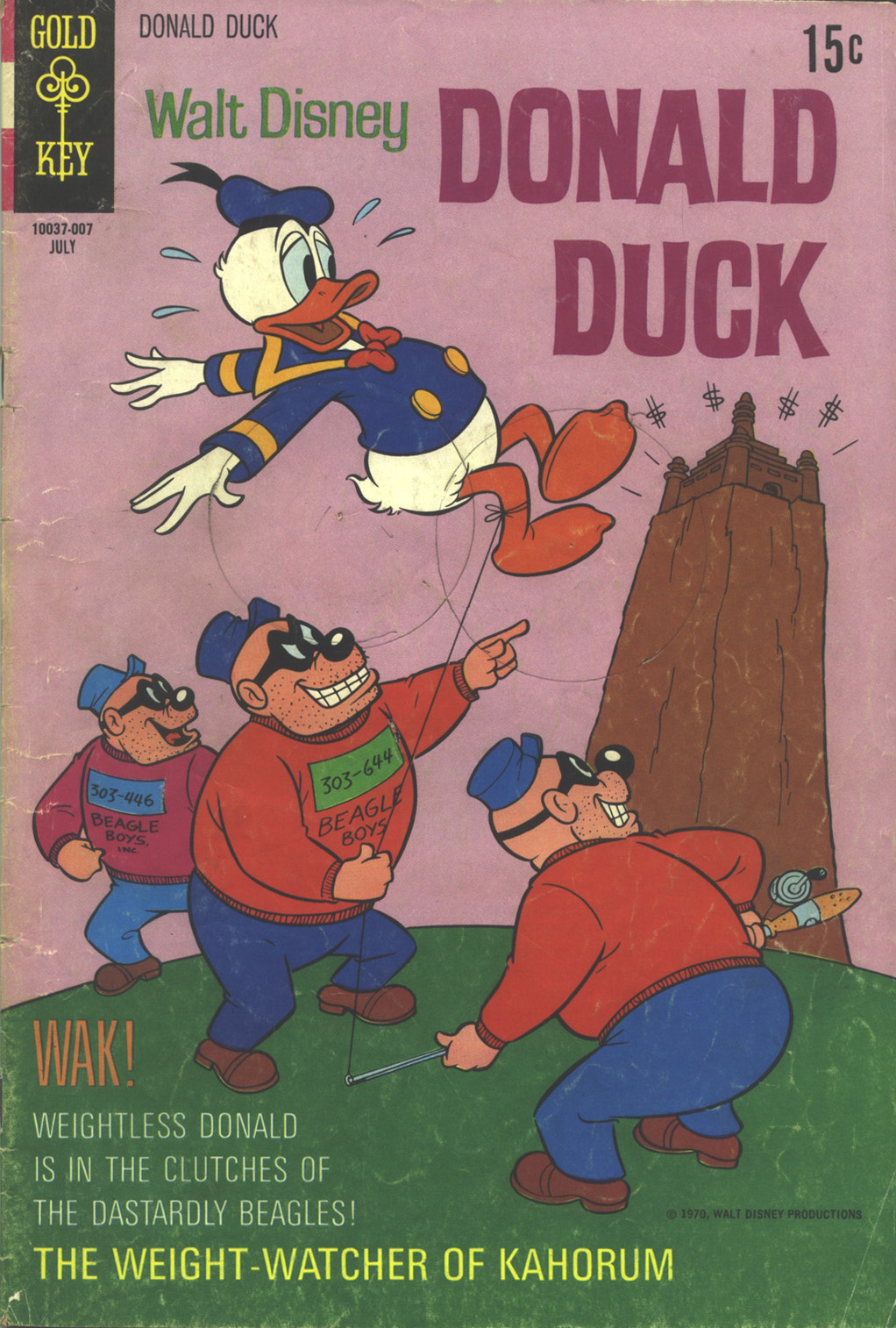 Donald Duck (1962) 132 Page 1