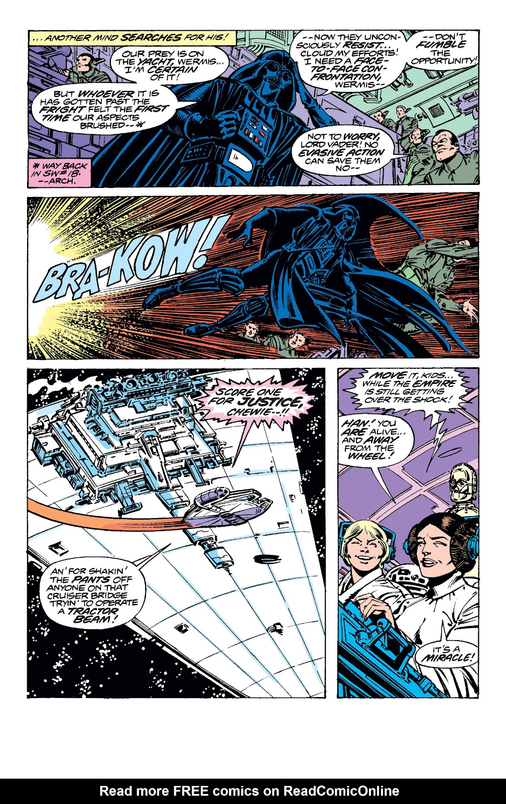 Read online Star Wars Legends: The Original Marvel Years - Epic Collection comic -  Issue # TPB 1 (Part 5) - 18