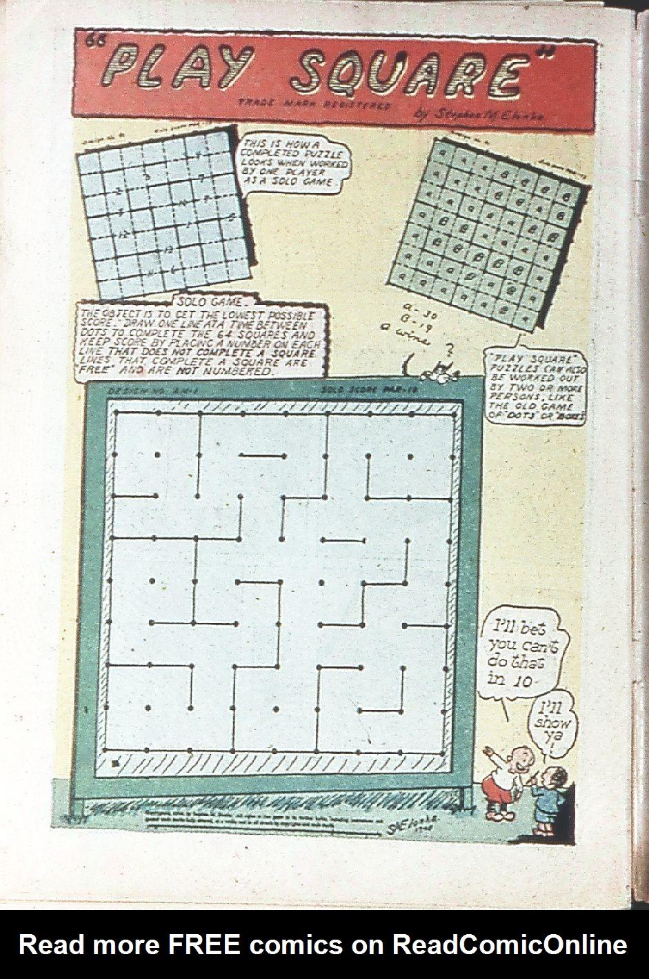 Read online Amazing Man Comics comic -  Issue #18 - 66