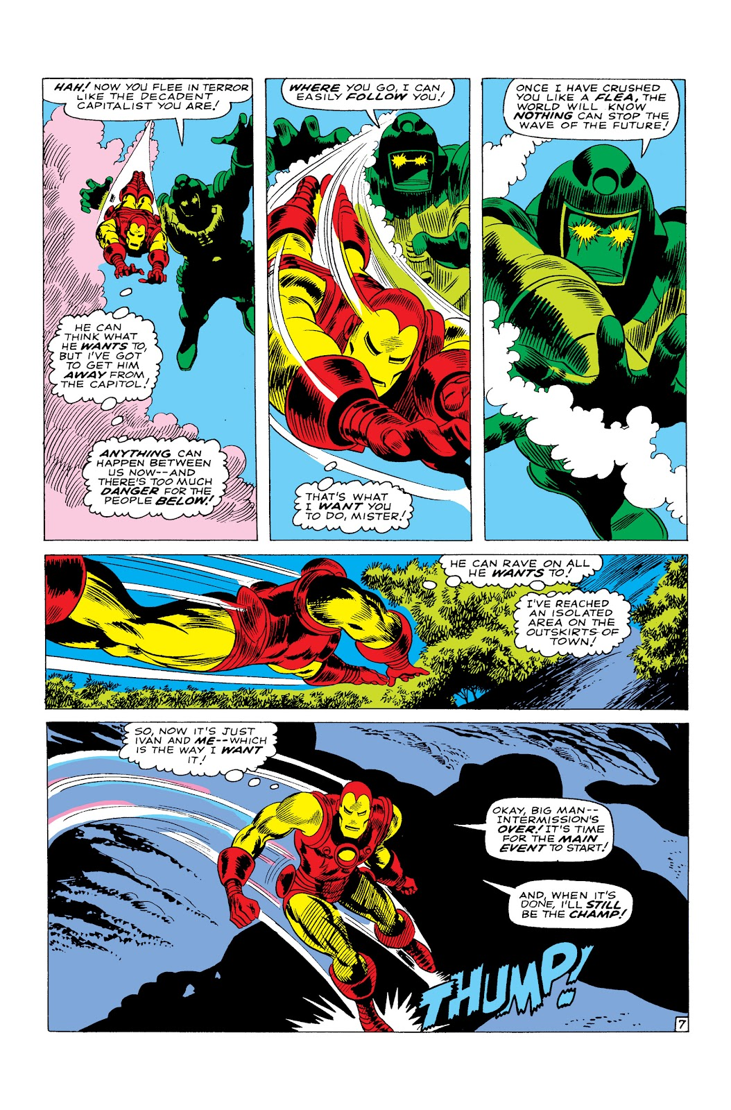 Read online Marvel Masterworks: The Invincible Iron Man comic -  Issue # TPB 3 (Part 4) - 78