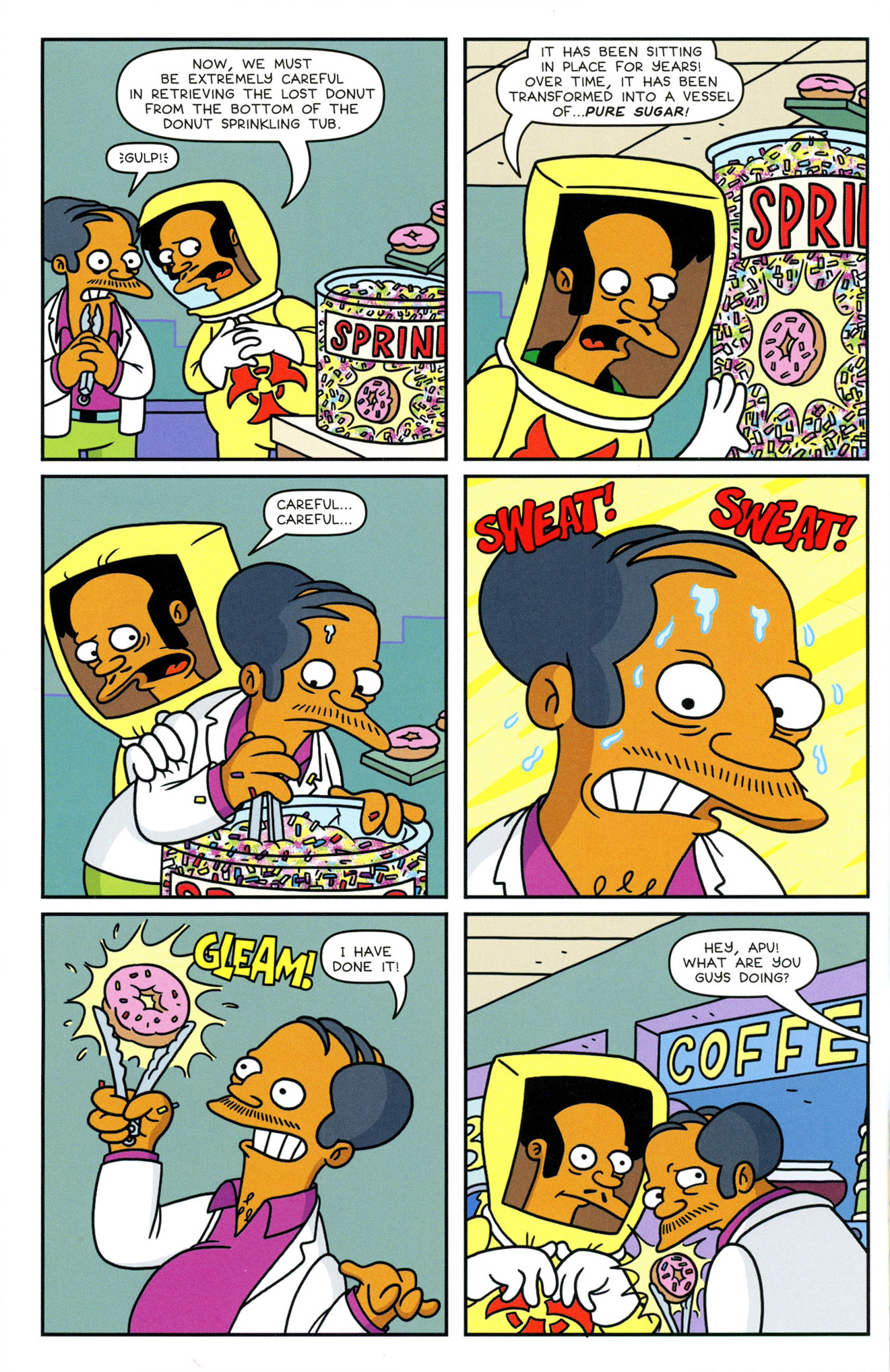 Read online Simpsons Comics comic -  Issue #233 - 4
