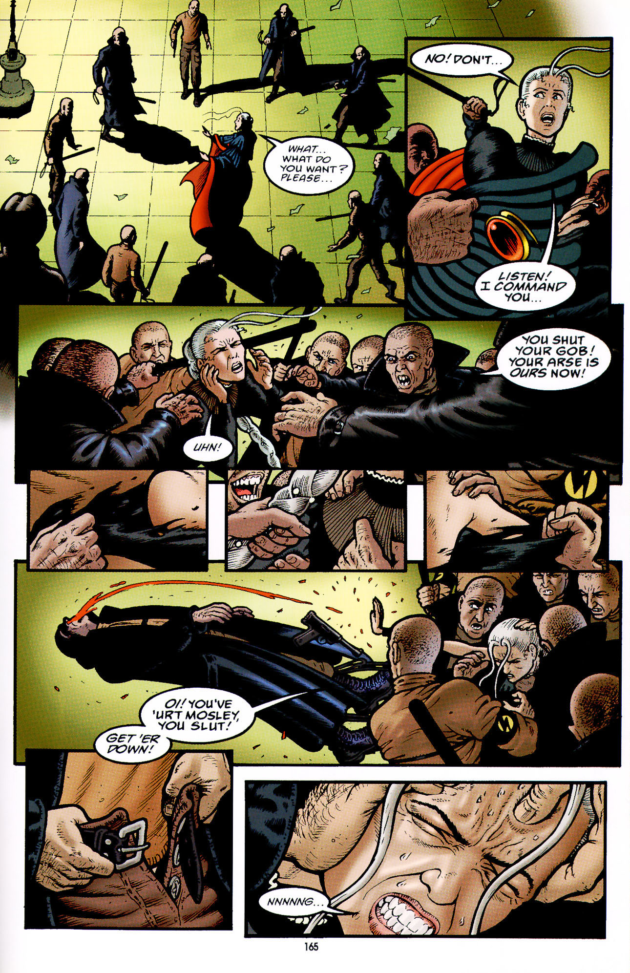 Read online Heart of Empire comic -  Issue #5 - 41