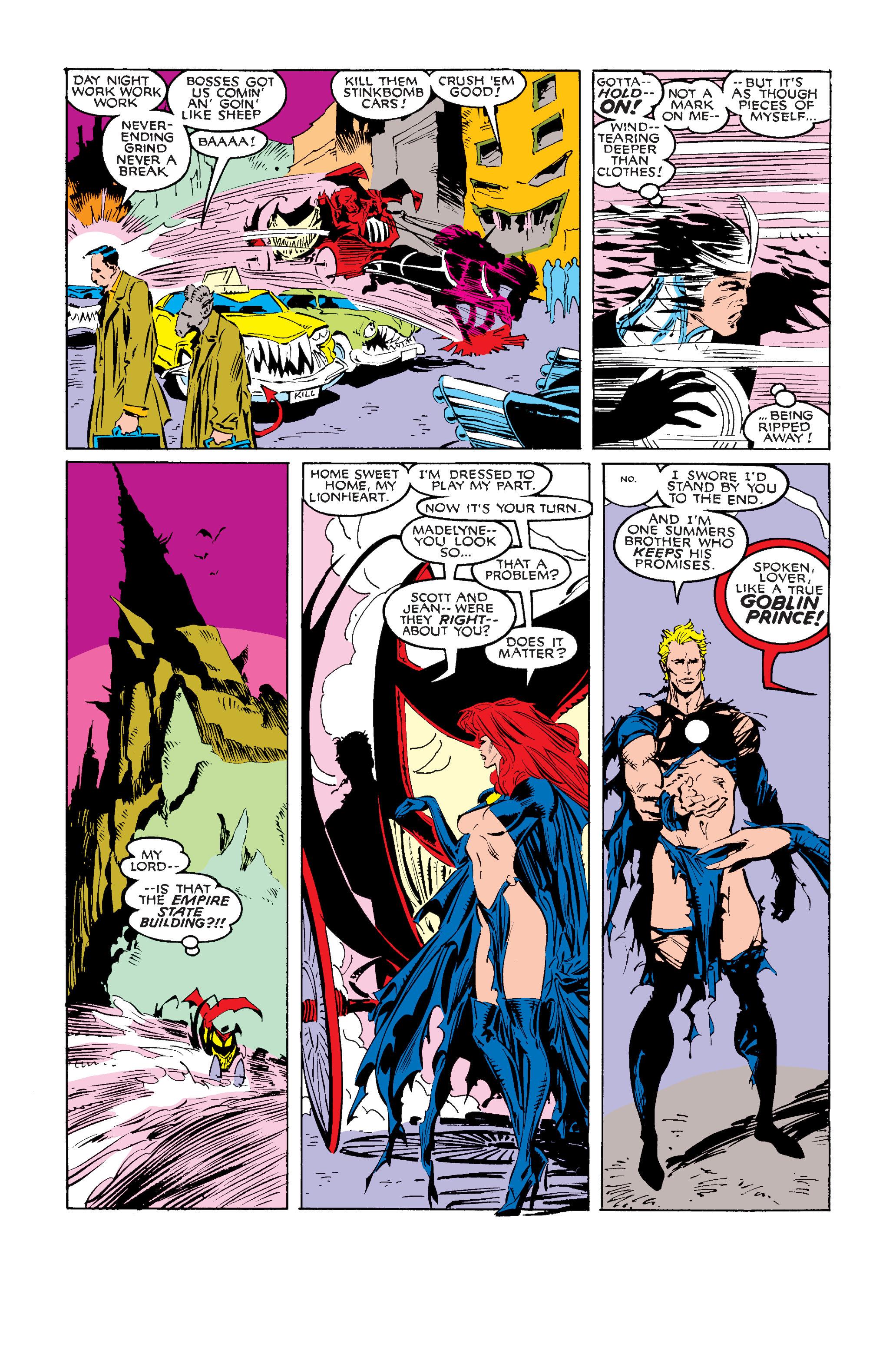 Read online Uncanny X-Men (1963) comic -  Issue #242 - 14