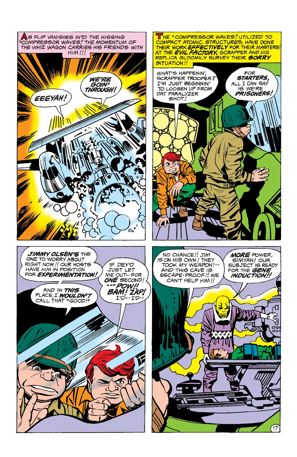 Read online Superman's Pal, Jimmy Olsen by Jack Kirby comic -  Issue # TPB (Part 3) - 79