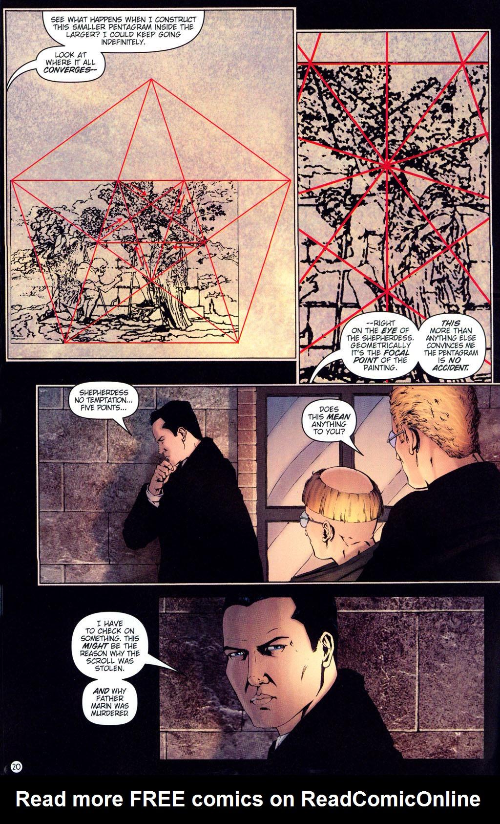 Read online Rex Mundi comic -  Issue #12 - 24