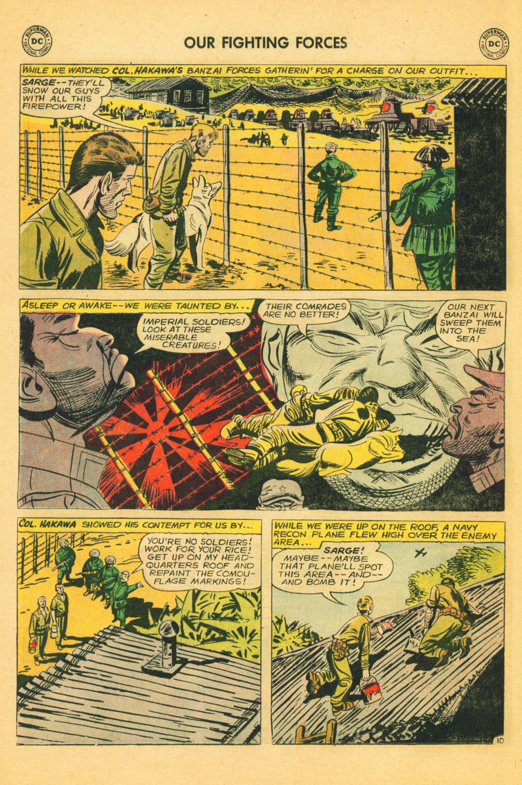 Our Fighting Forces (1954) issue 80 - Page 14