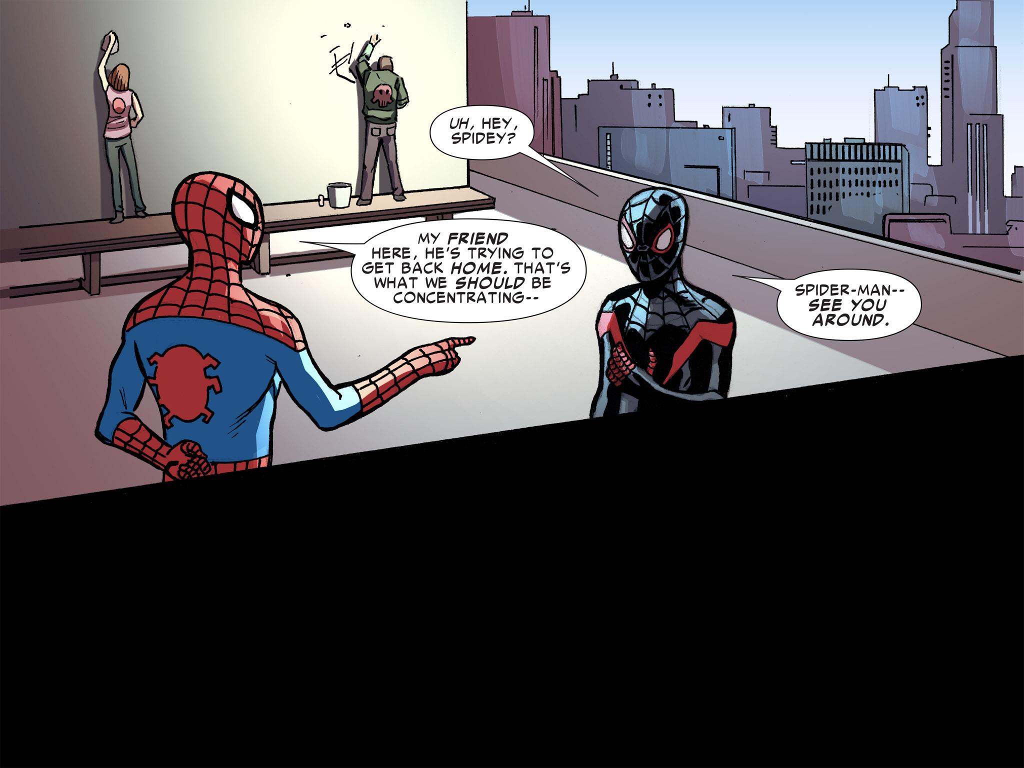 Read online Ultimate Spider-Man (Infinite Comics) (2016) comic -  Issue #8 - 58