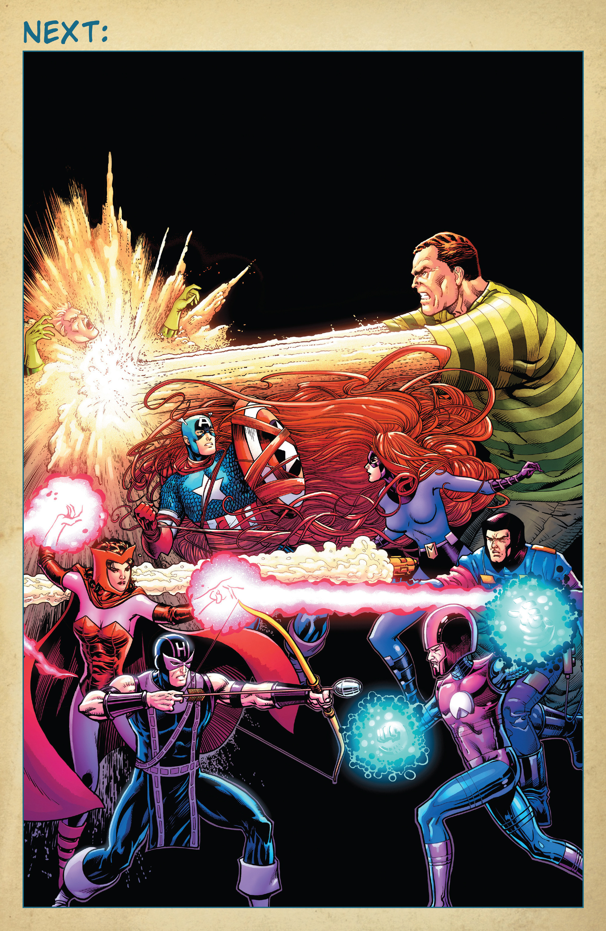 Read online Avengers (2016) comic -  Issue #3.1 - 25