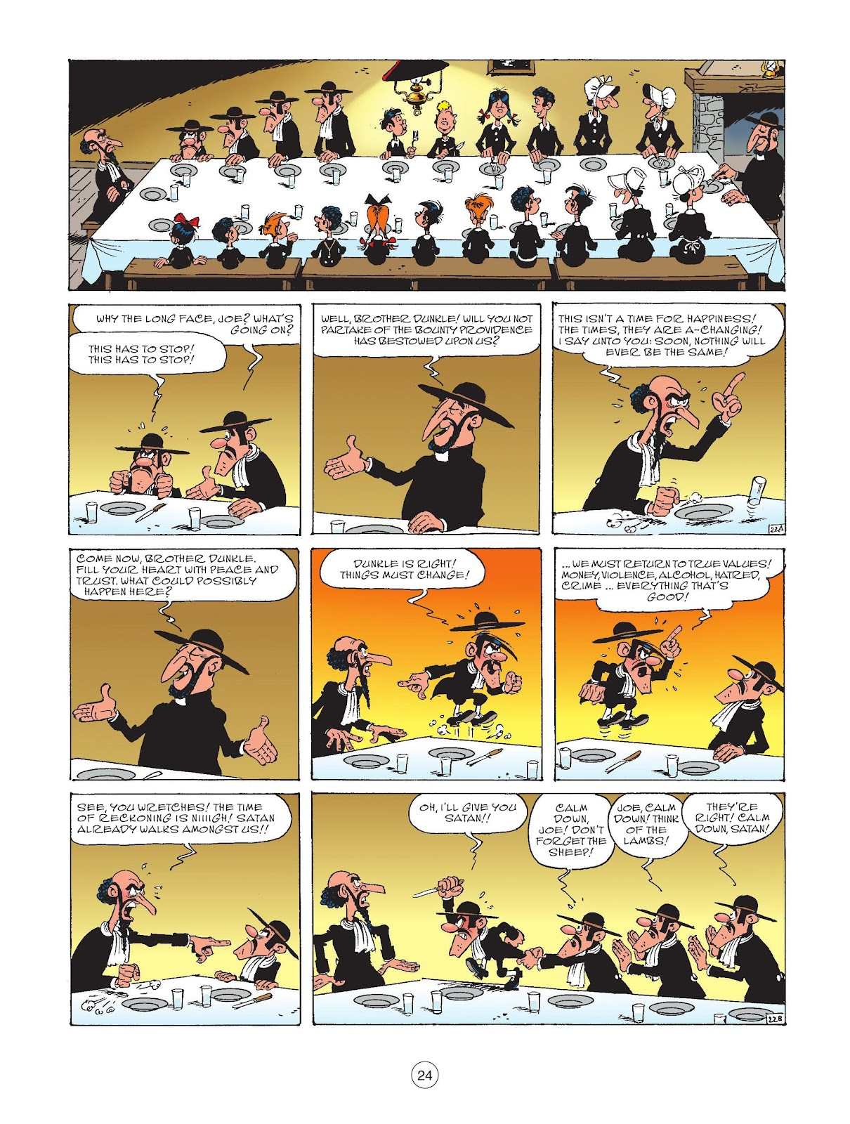 A Lucky Luke Adventure issue 73 - Page 26