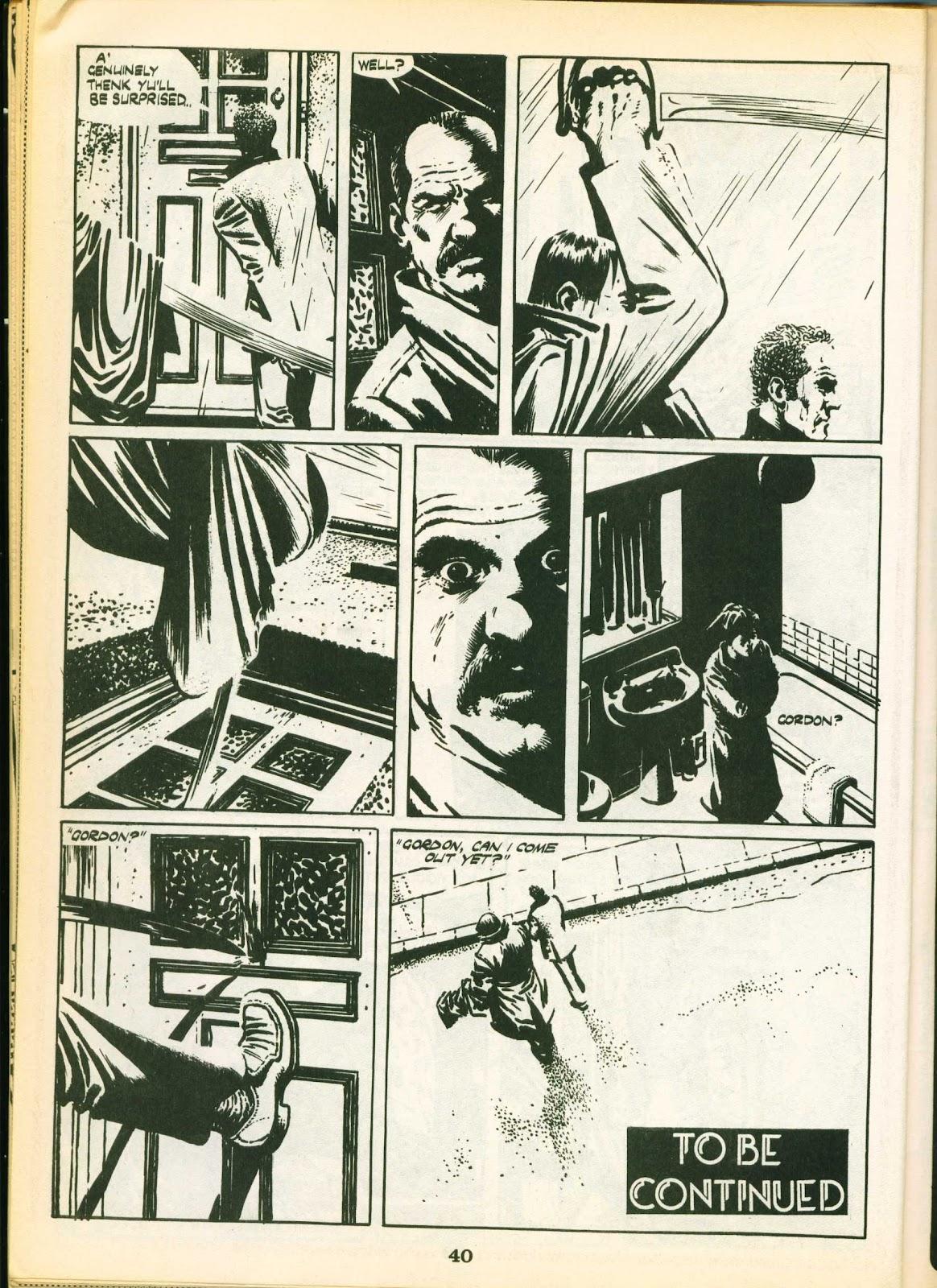 Warrior Issue #21 #22 - English 40
