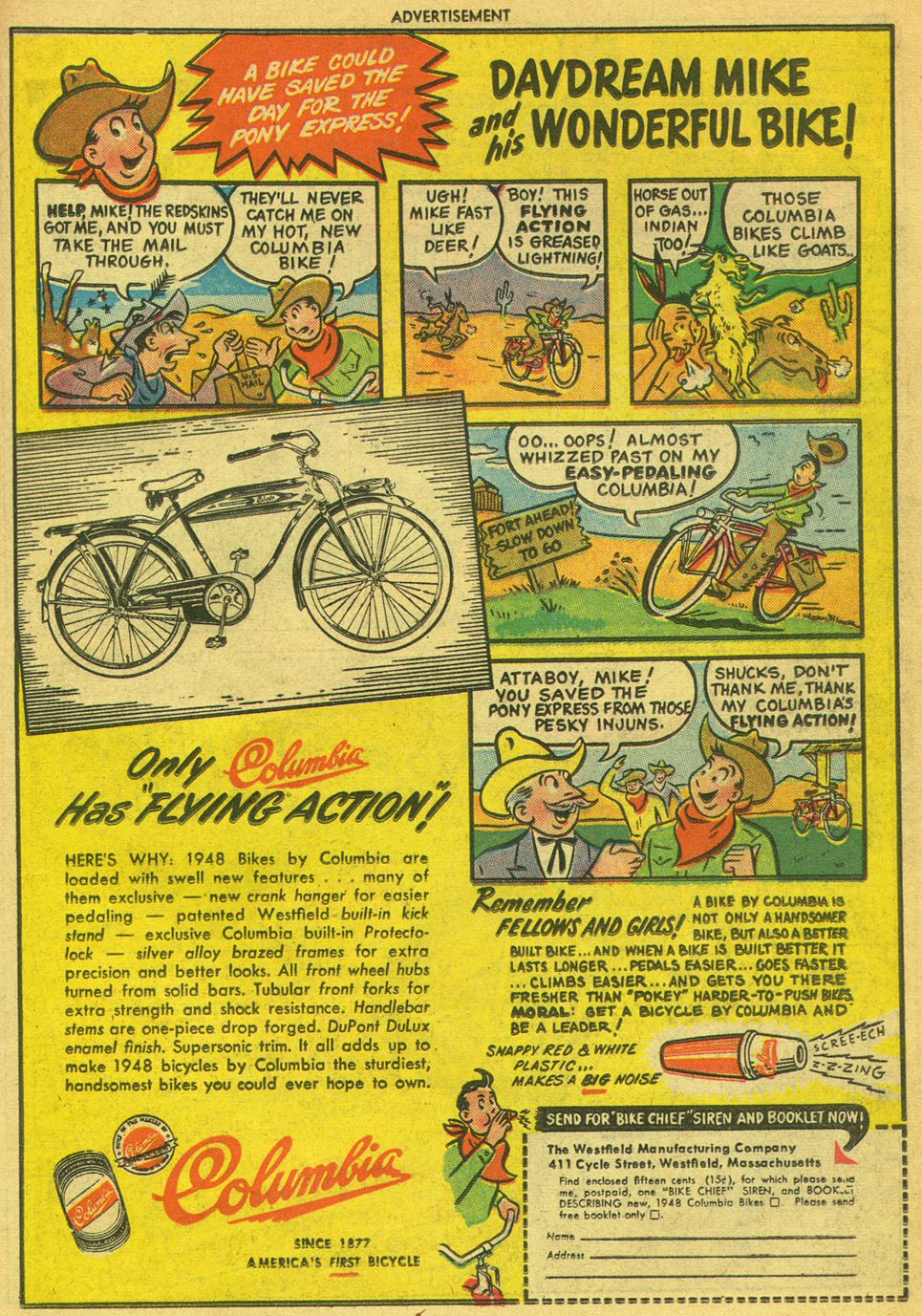 Read online Adventure Comics (1938) comic -  Issue #134 - 35