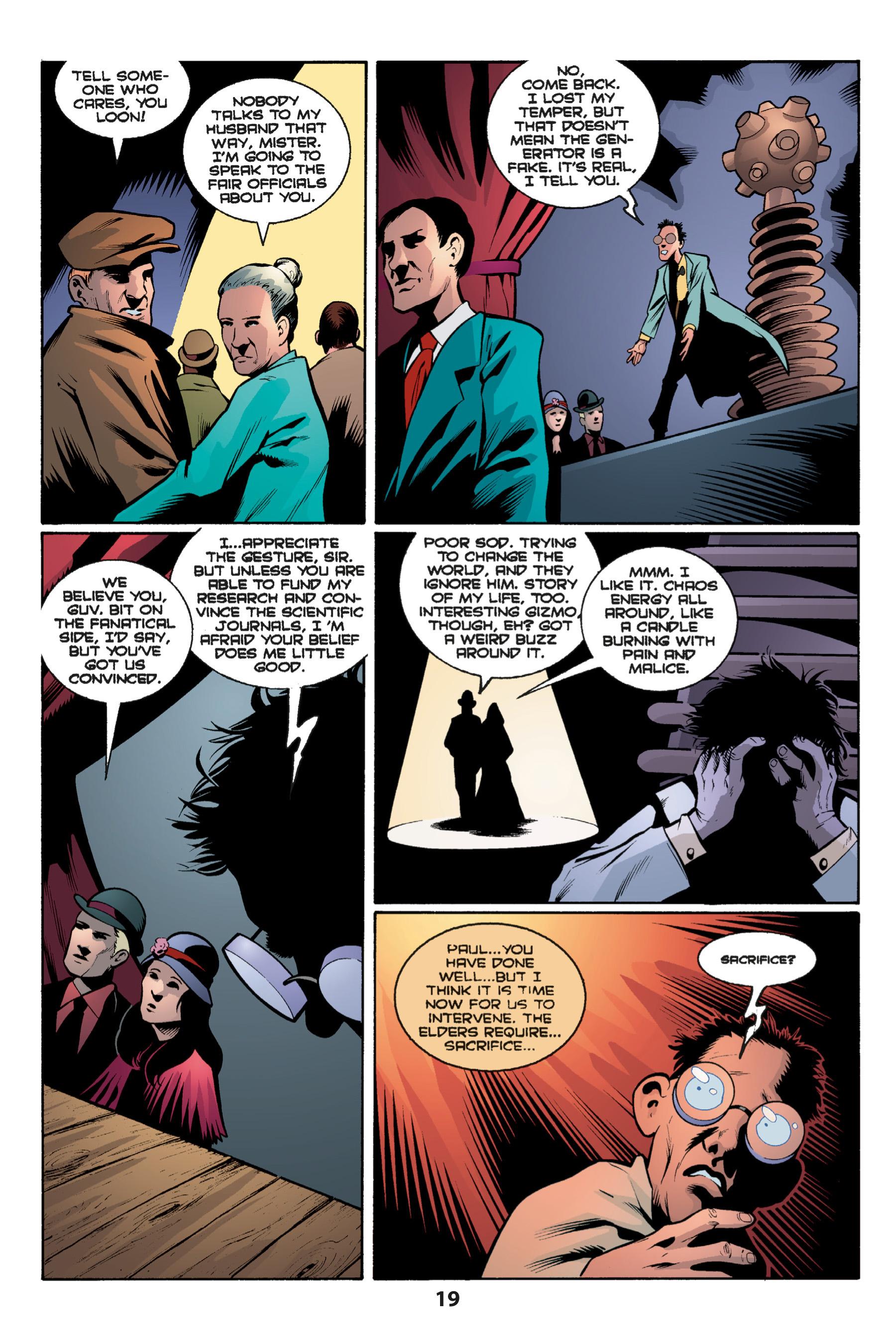 Read online Buffy the Vampire Slayer: Omnibus comic -  Issue # TPB 1 - 21