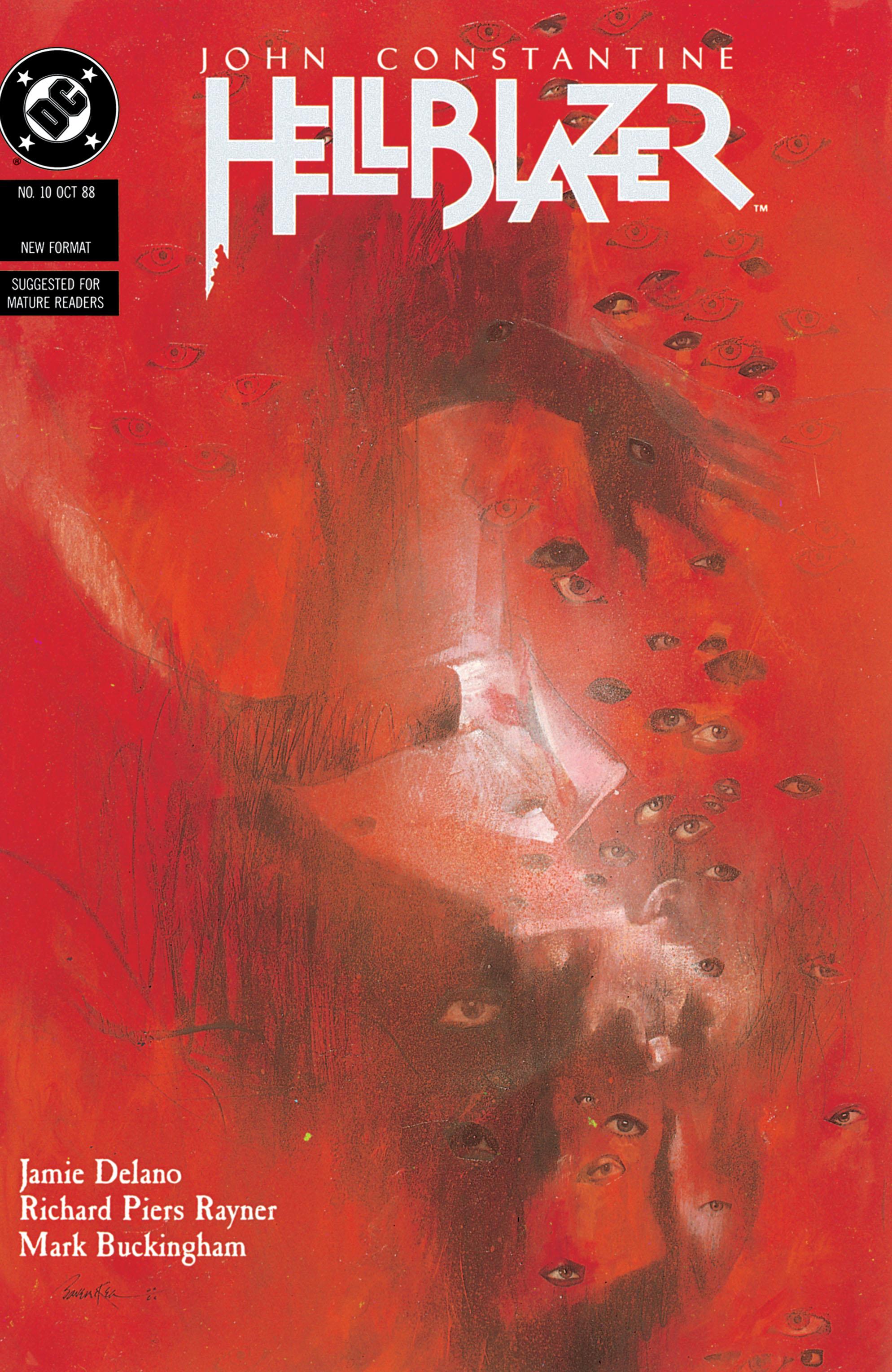 Hellblazer issue 10 - Page 1