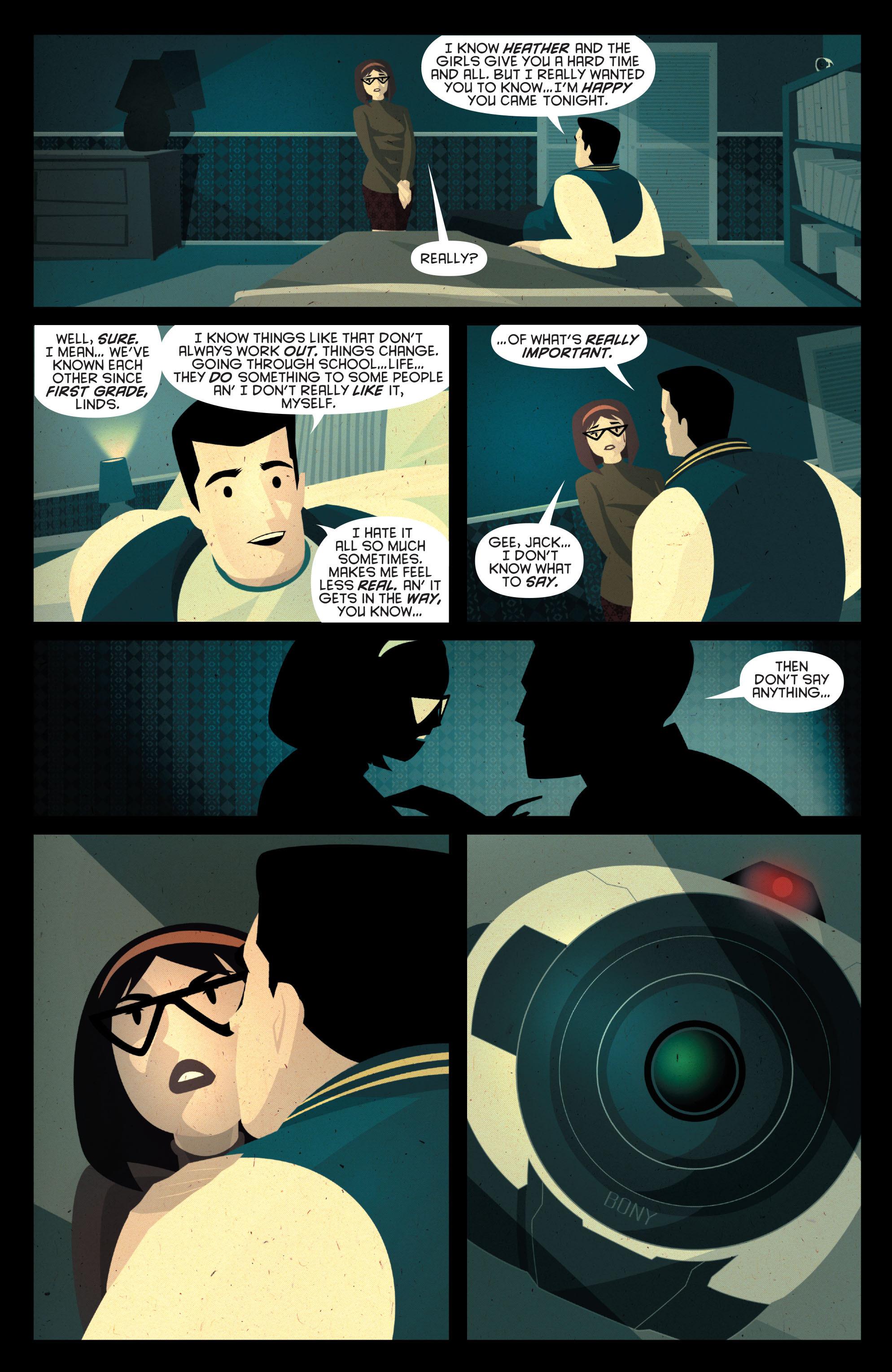 Read online Joker's Asylum: Scarecrow comic -  Issue # Full - 13