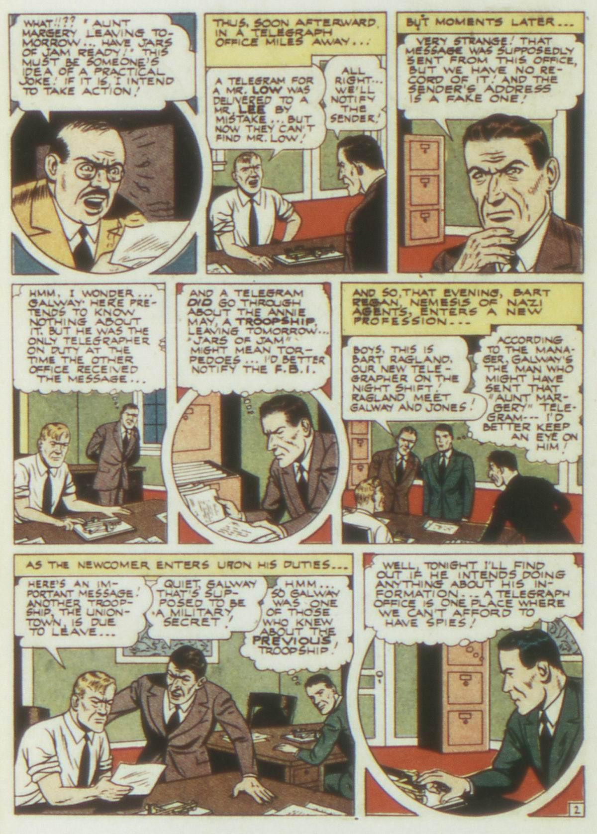 Read online Detective Comics (1937) comic -  Issue #77 - 34