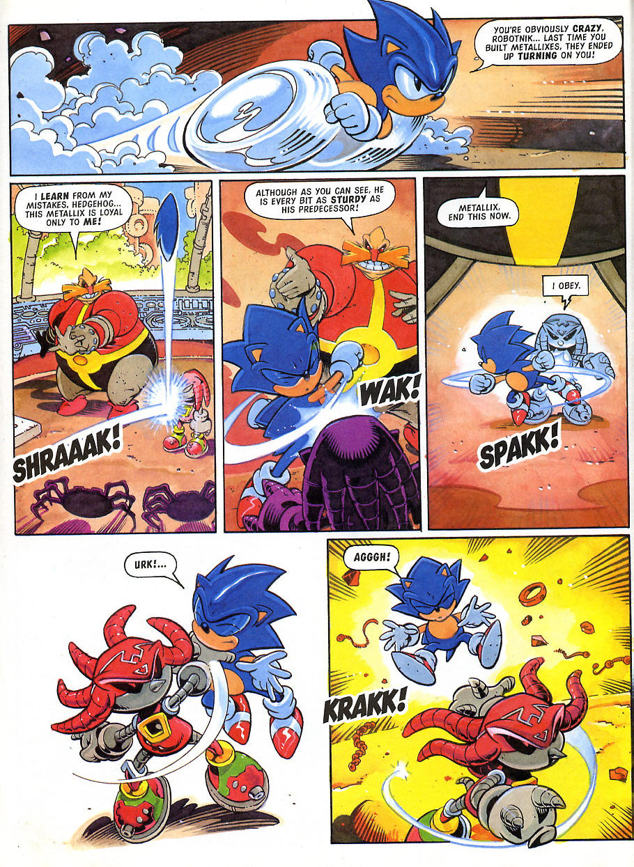 Read online Sonic the Comic comic -  Issue #108 - 8