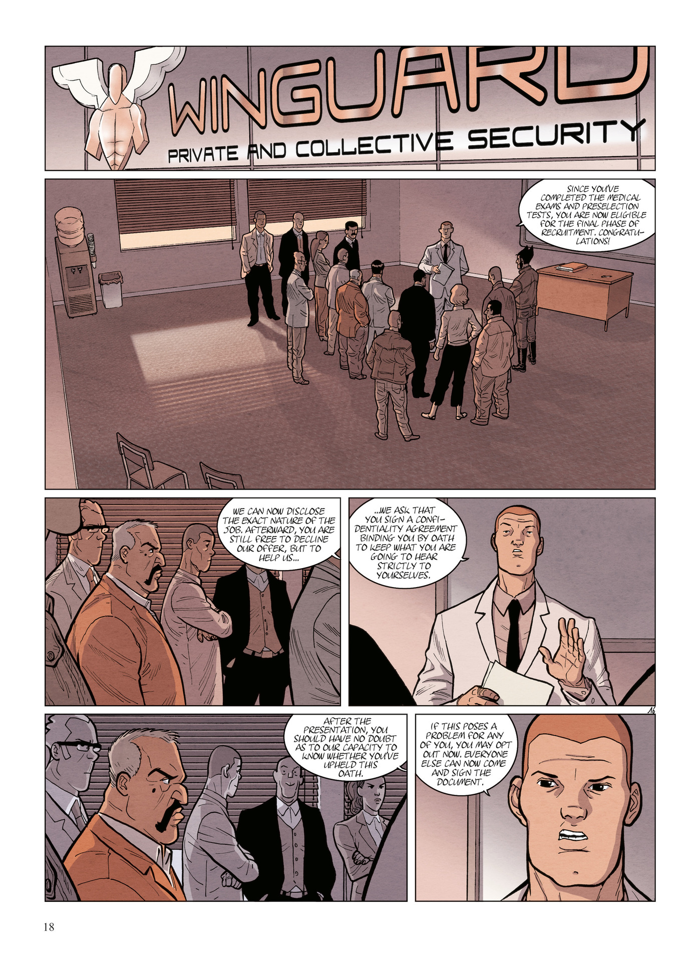 Read online Alter Ego comic -  Issue #6 - 20