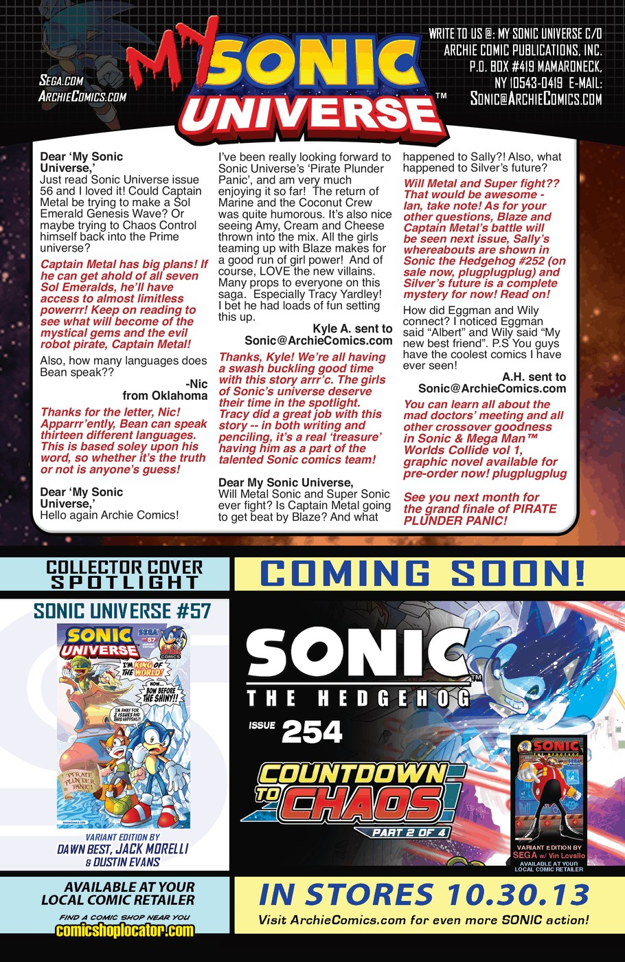 Read online Sonic Universe comic -  Issue #57 - 24