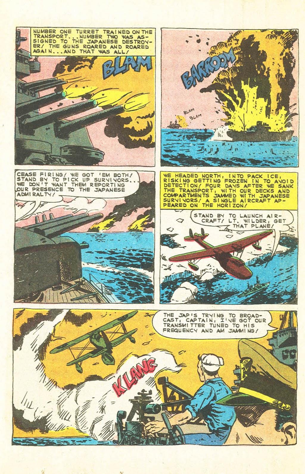 Read online Fightin' Navy comic -  Issue #128 - 14