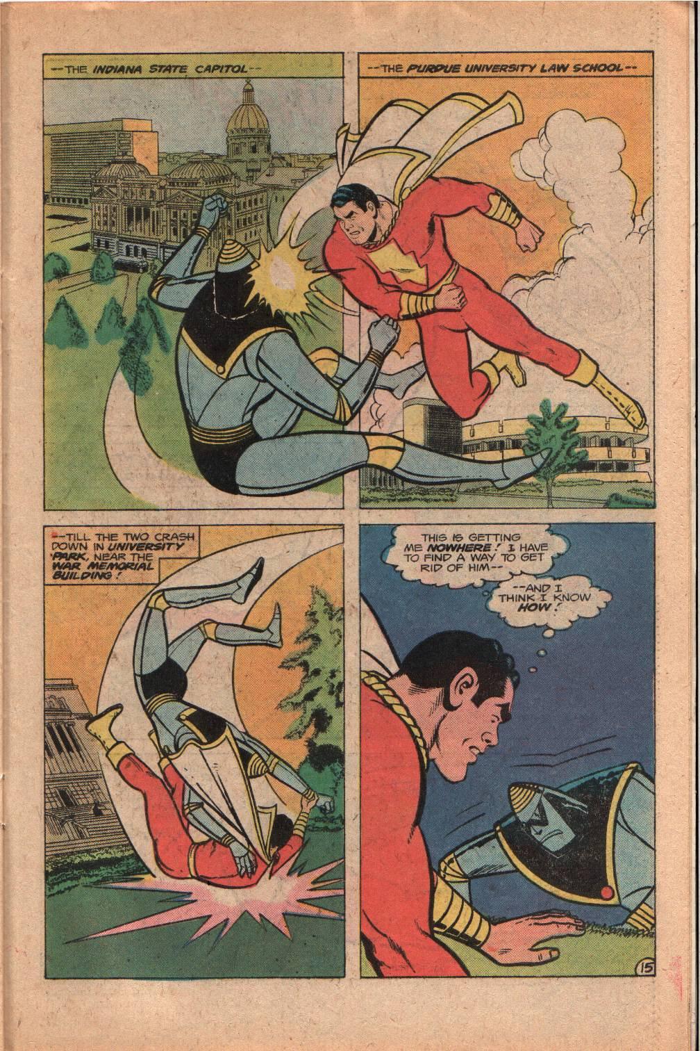 Read online Shazam! (1973) comic -  Issue #33 - 27